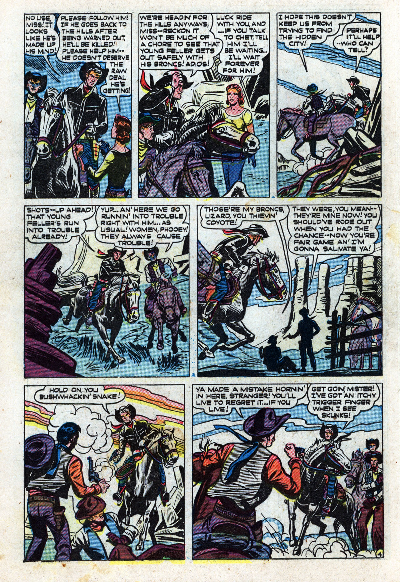 Read online Two-Gun Kid comic -  Issue #10 - 6