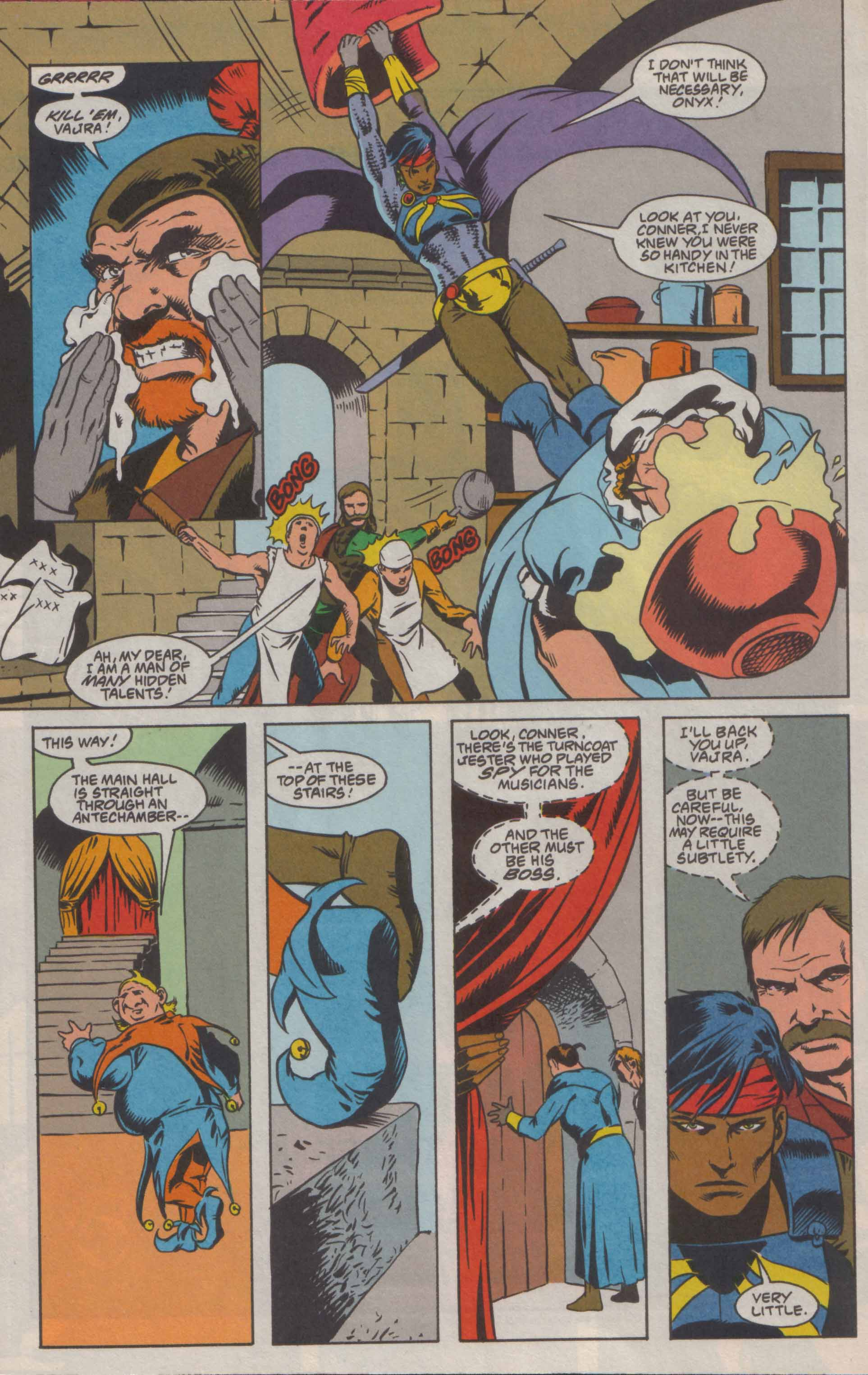 Read online Advanced Dungeons & Dragons comic -  Issue #8 - 13
