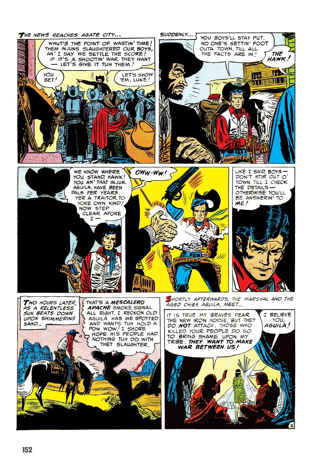 Read online The Joe Kubert Archives comic -  Issue # TPB (Part 2) - 63