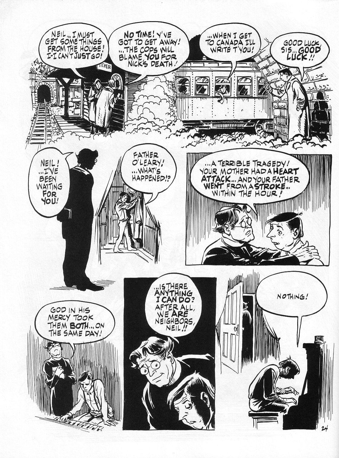 Read online Dropsie Avenue, The Neighborhood comic -  Issue # Full - 26
