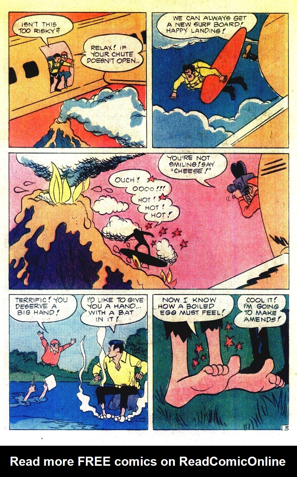 Read online Madhouse Comics comic -  Issue #106 - 5