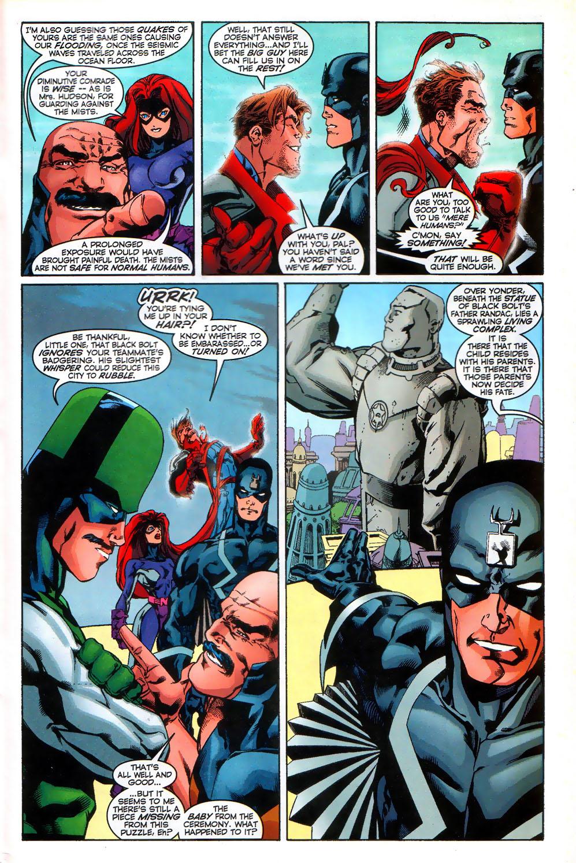Read online Alpha Flight (1997) comic -  Issue # _Annual - 30