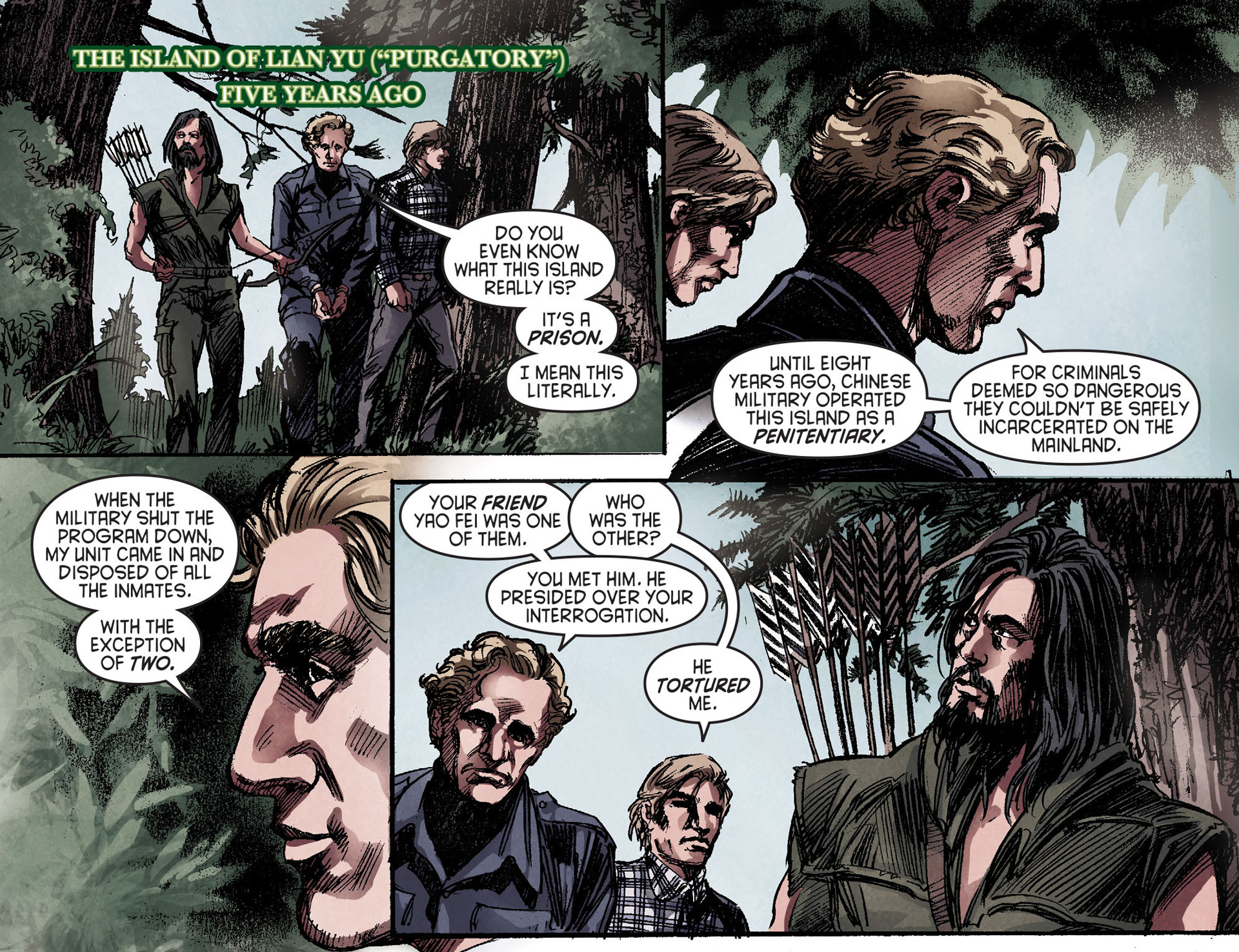 Read online Arrow [II] comic -  Issue #29 - 3