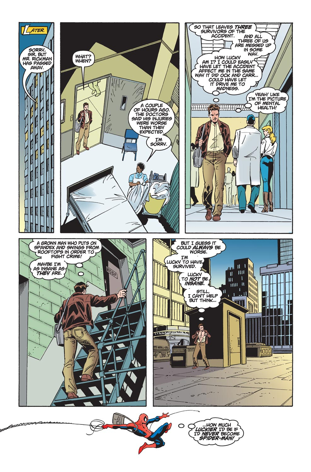 The Amazing Spider-Man (1999) 10 Page 20