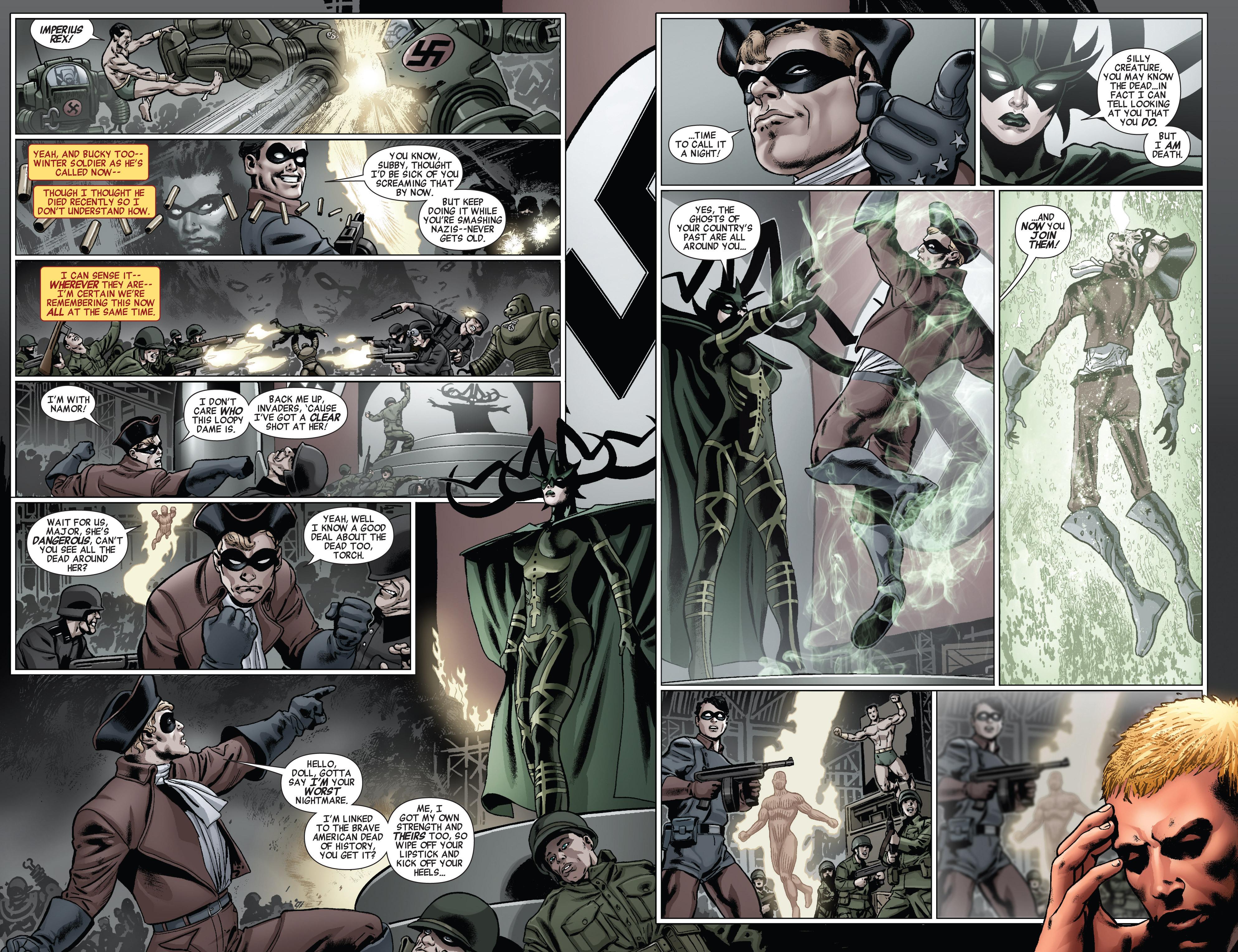 Read online Avengers (2013) comic -  Issue #Avengers (2013) _TPB 5 - 125