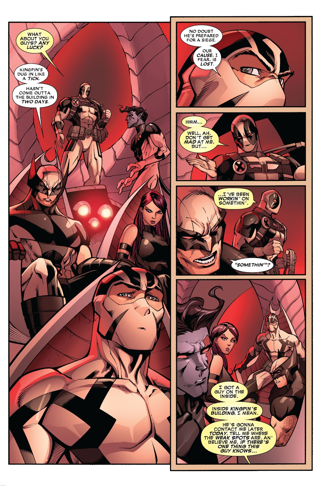 Read online Deadpool (2008) comic -  Issue #52 - 7