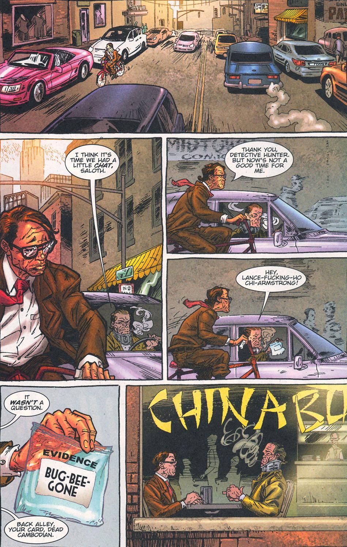 Read online The Exterminators comic -  Issue #15 - 14