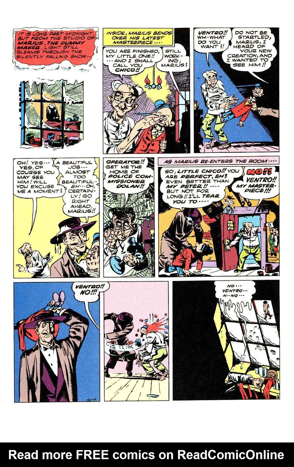 Read online Will Eisner's The Spirit Archives comic -  Issue # TPB 3 (Part 2) - 87