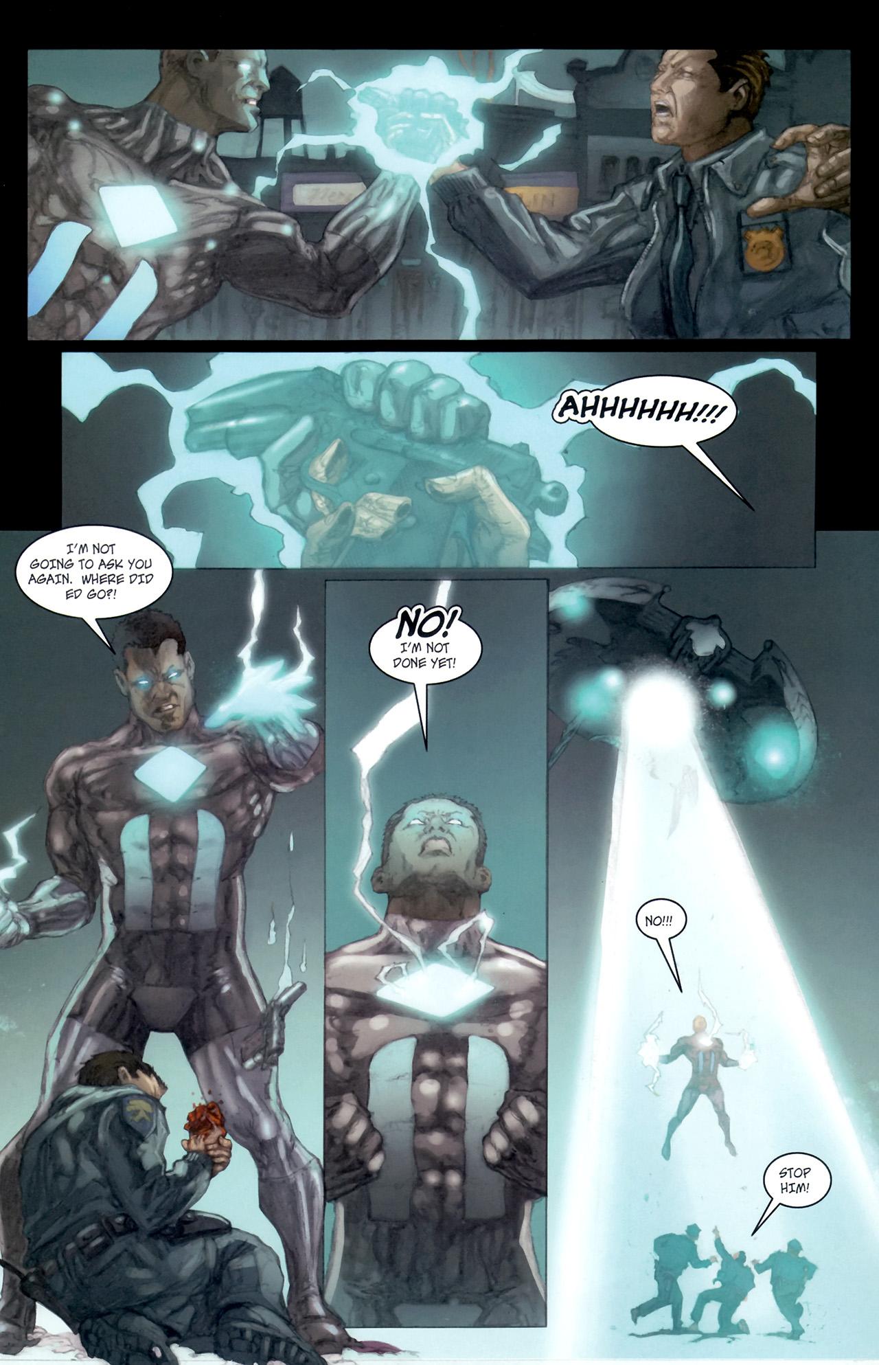 Read online Phoenix comic -  Issue #3 - 21