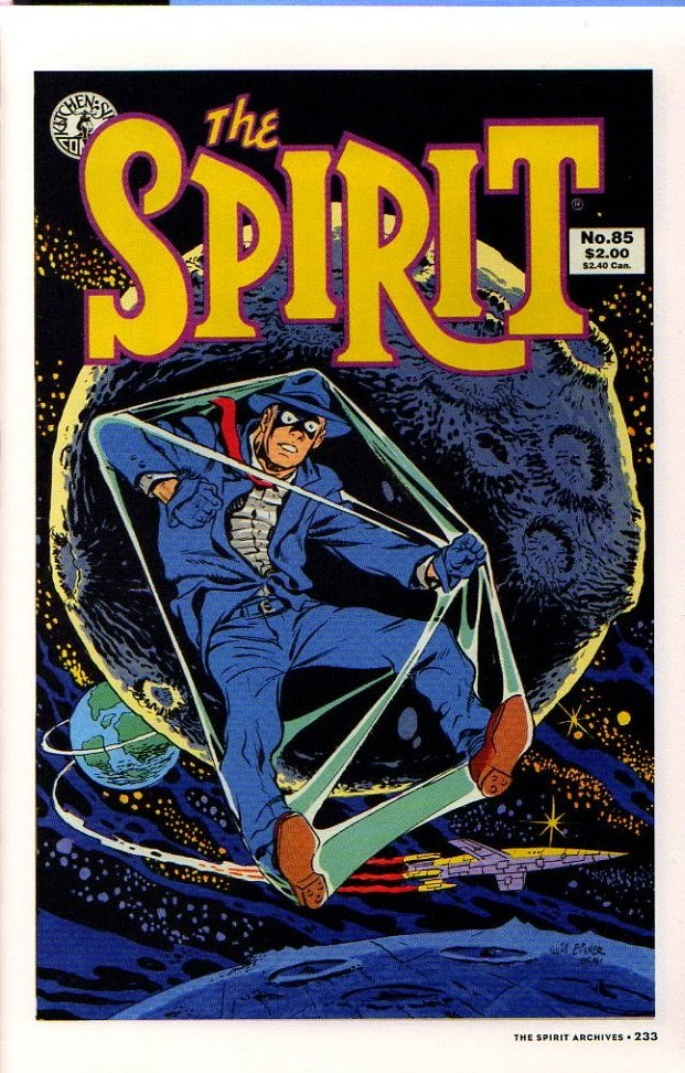 Read online Will Eisner's The Spirit Archives comic -  Issue # TPB 26 (Part 3) - 40