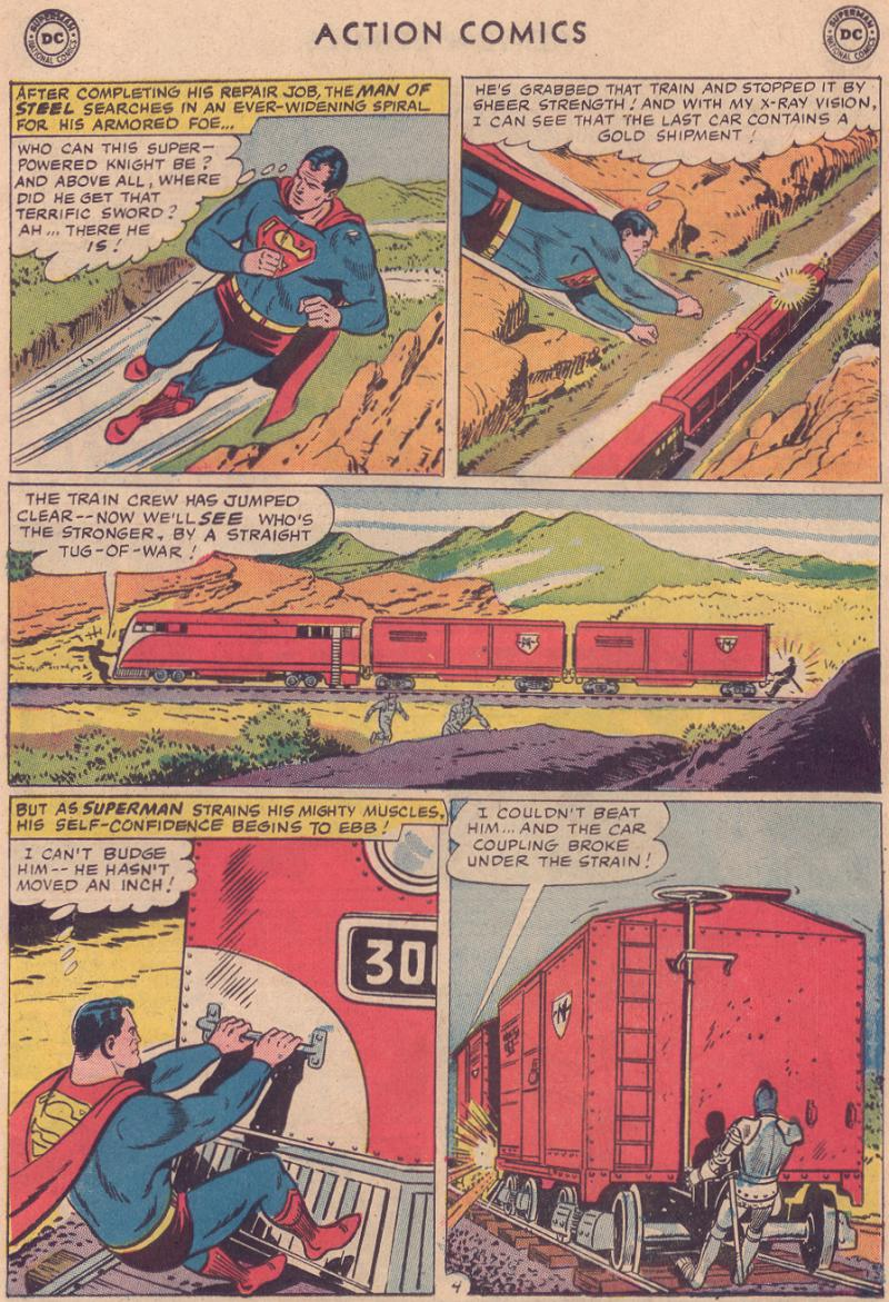 Read online Action Comics (1938) comic -  Issue #329 - 6