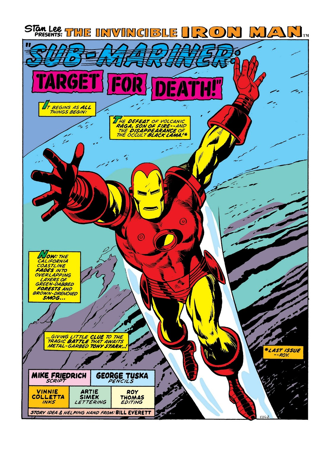 Read online Marvel Masterworks: The Invincible Iron Man comic -  Issue # TPB 9 (Part 1) - 8