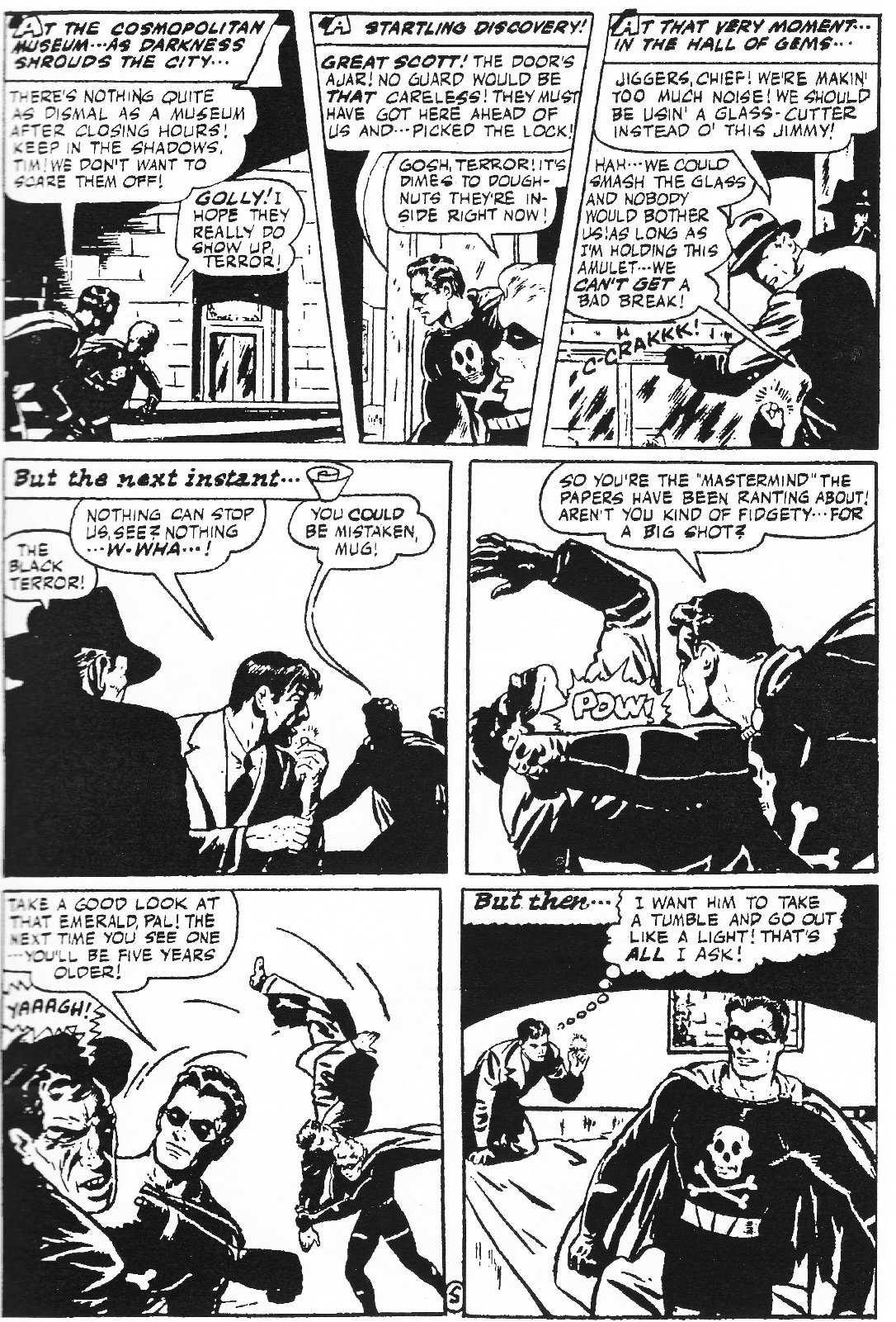 Read online Men of Mystery Comics comic -  Issue #76 - 61