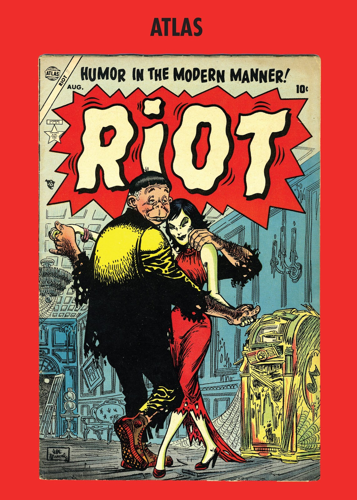 Read online Sincerest Form of Parody: The Best 1950s MAD-Inspired Satirical Comics comic -  Issue # TPB (Part 1) - 67