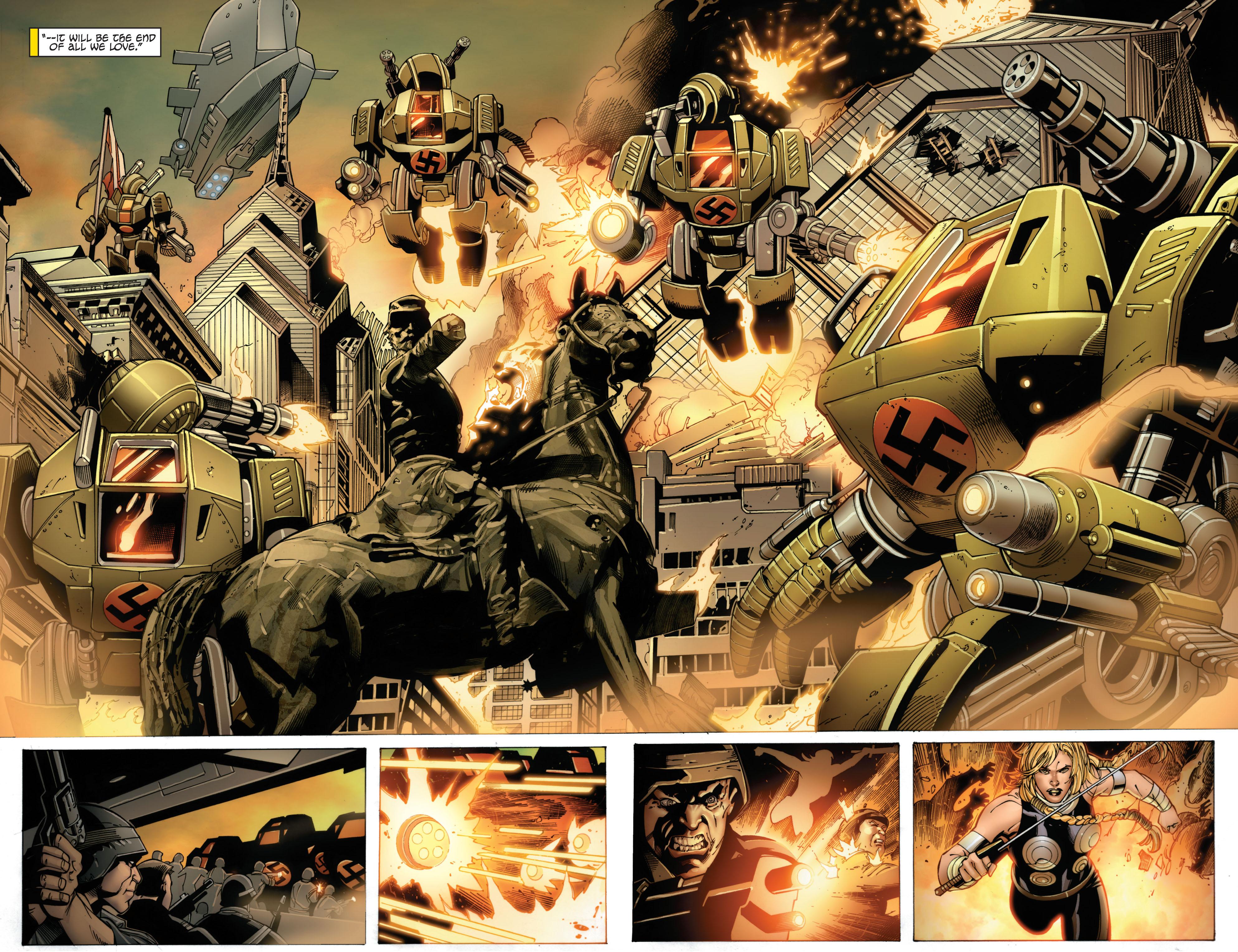 Read online Secret Avengers (2010) comic -  Issue #14 - 12