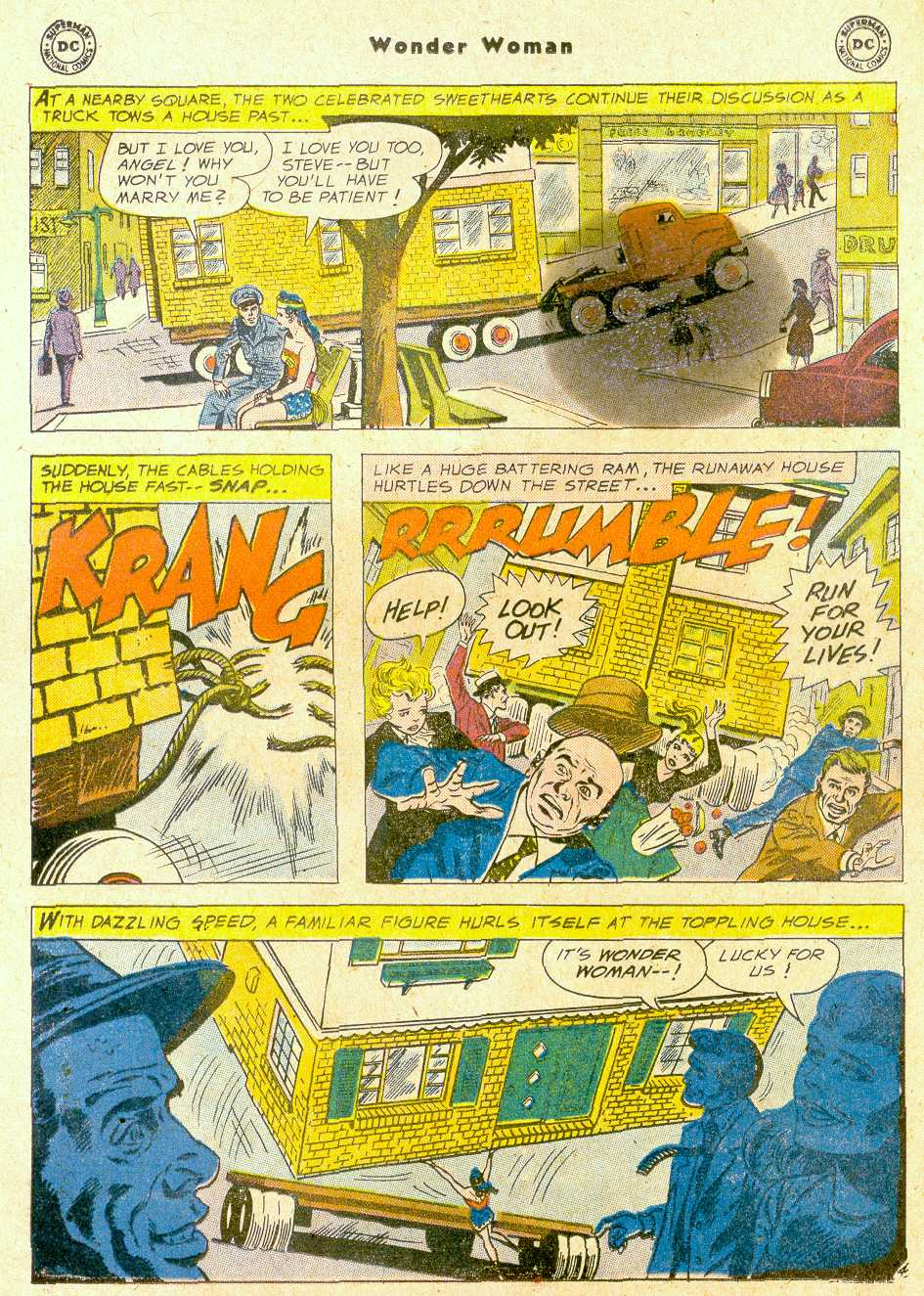 Read online Wonder Woman (1942) comic -  Issue #111 - 6