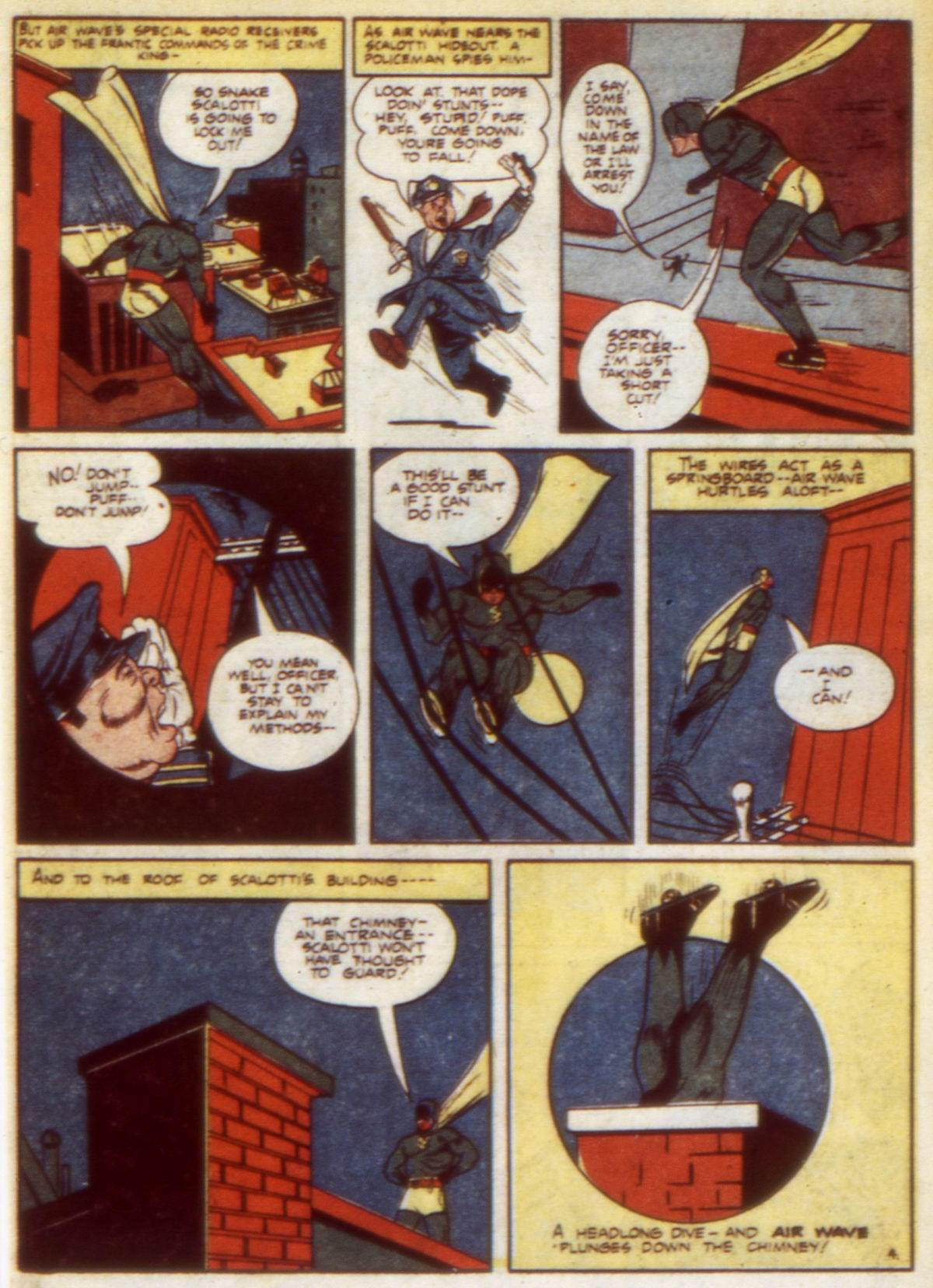 Read online Detective Comics (1937) comic -  Issue #60 - 53