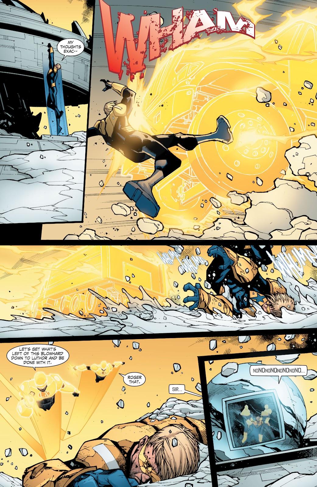 Read online Smallville Season 11 [II] comic -  Issue # TPB 8 - 104