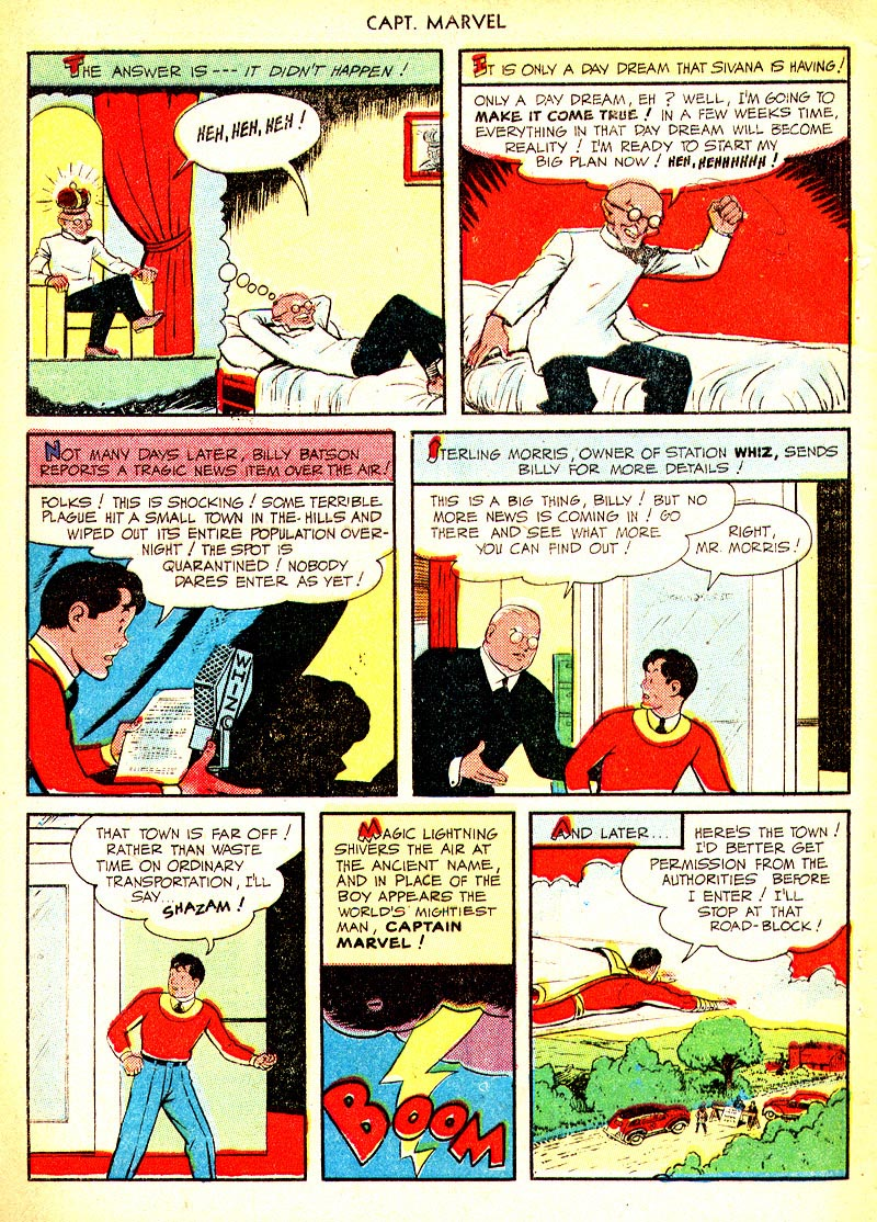 Captain Marvel Adventures issue 88 - Page 38