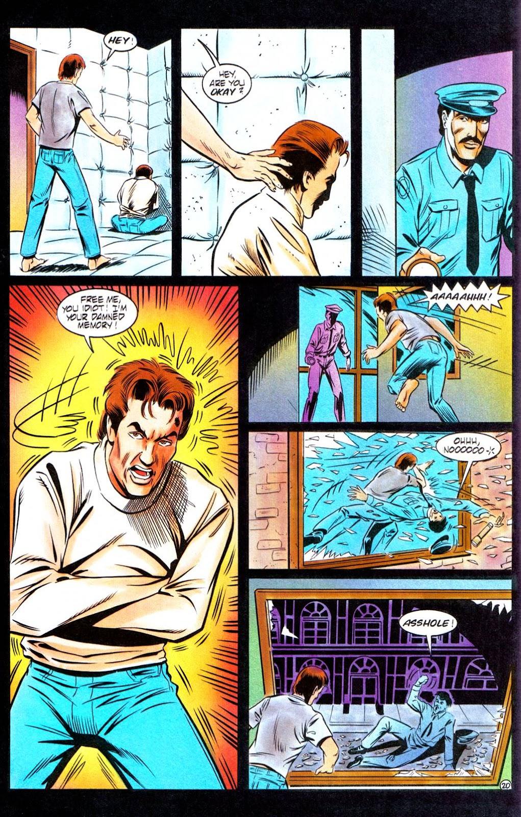 Read online Freddy's Dead: The Final Nightmare comic -  Issue #1 - 24