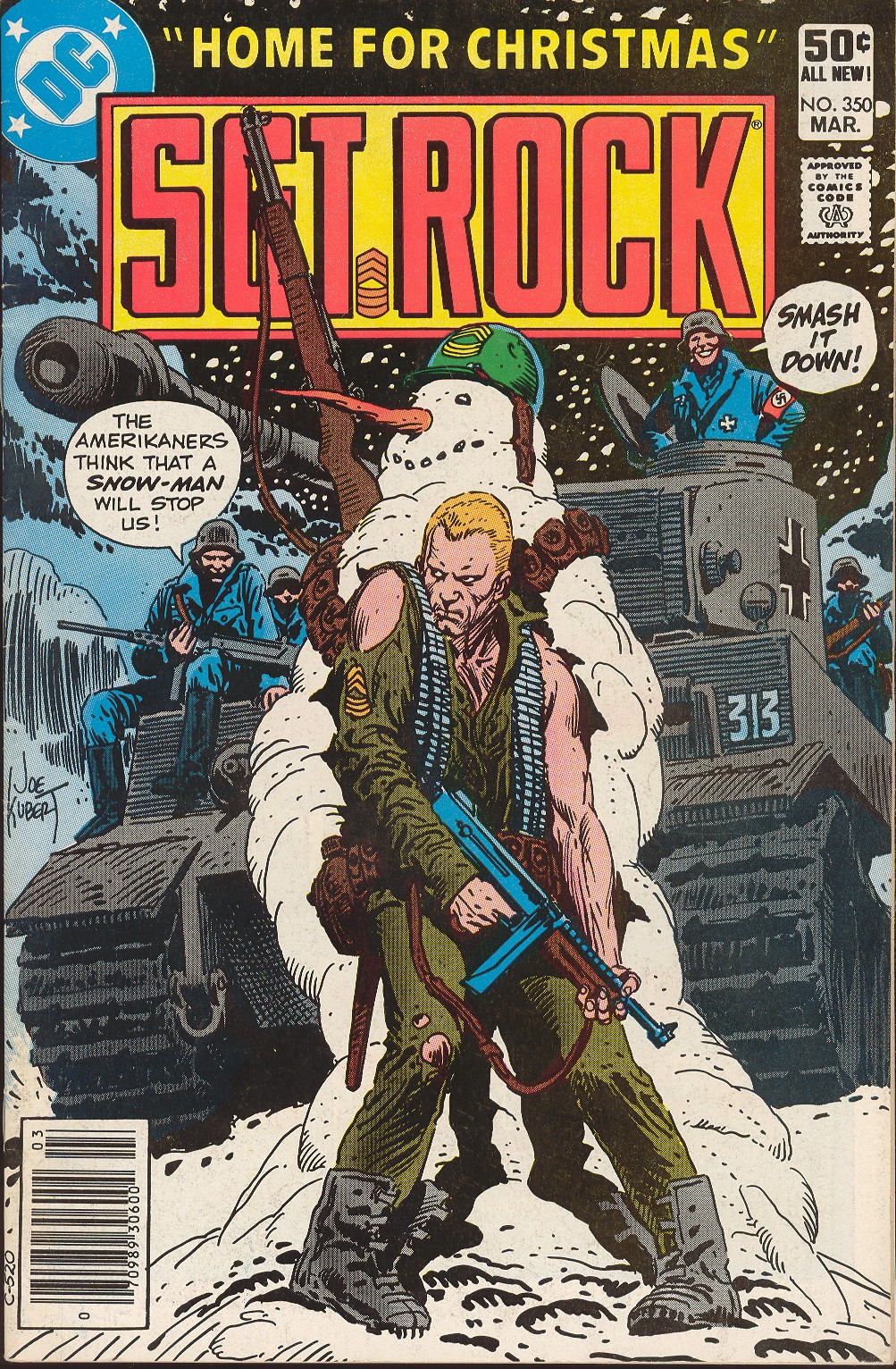 Sgt. Rock issue 350 - Page 1