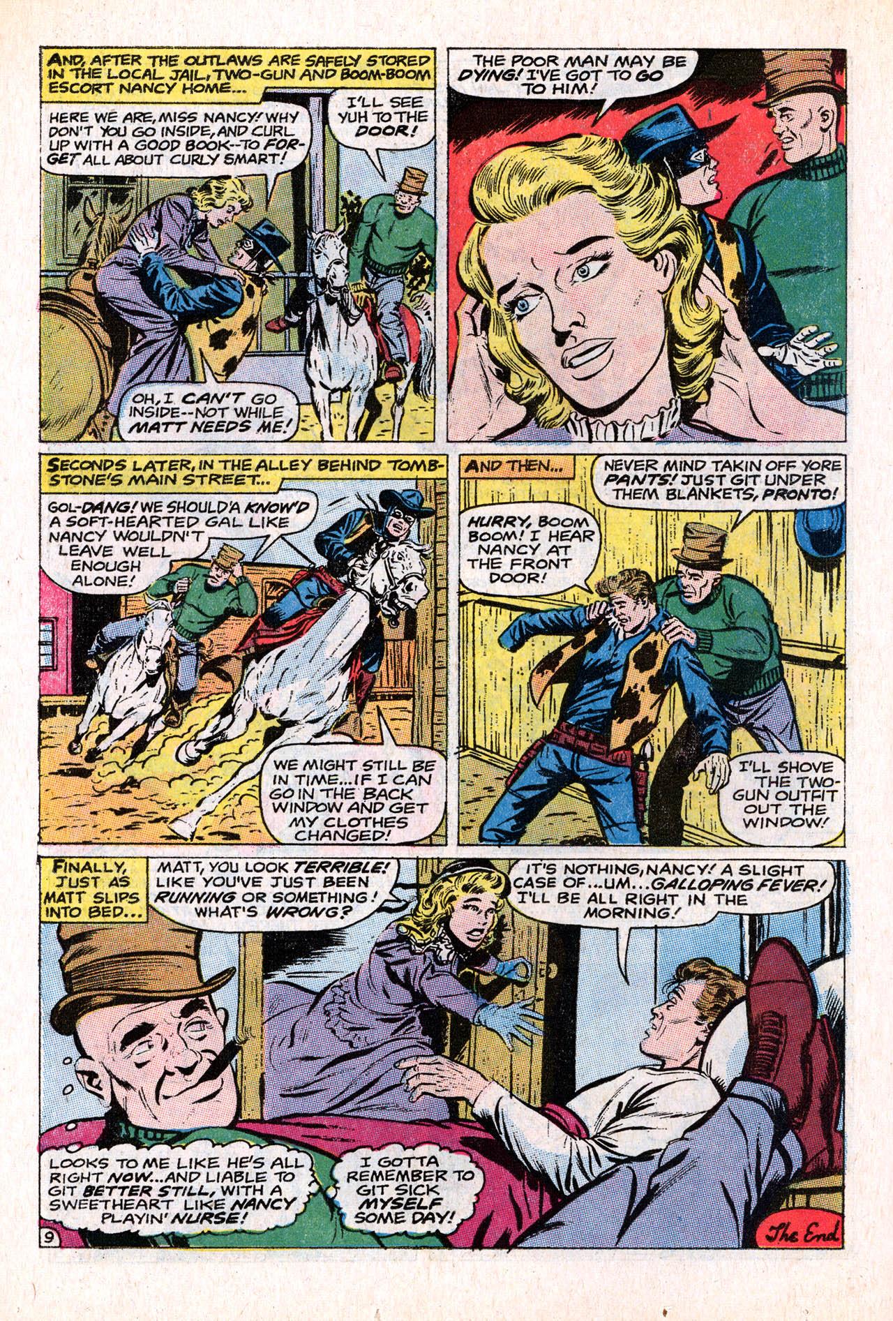 Read online Two-Gun Kid comic -  Issue #98 - 14