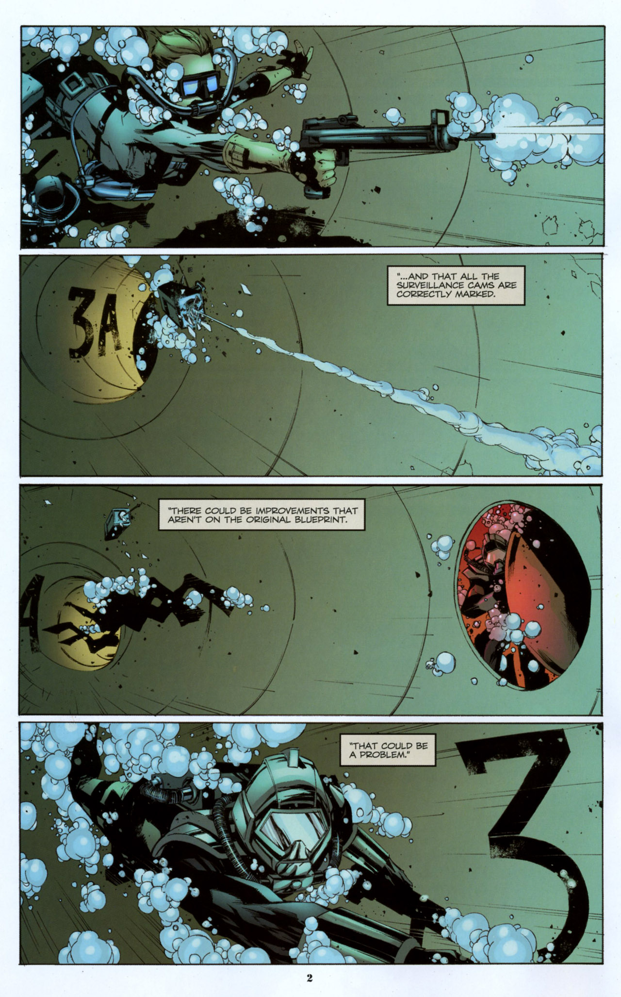 G.I. Joe: A Real American Hero 158 Page 3