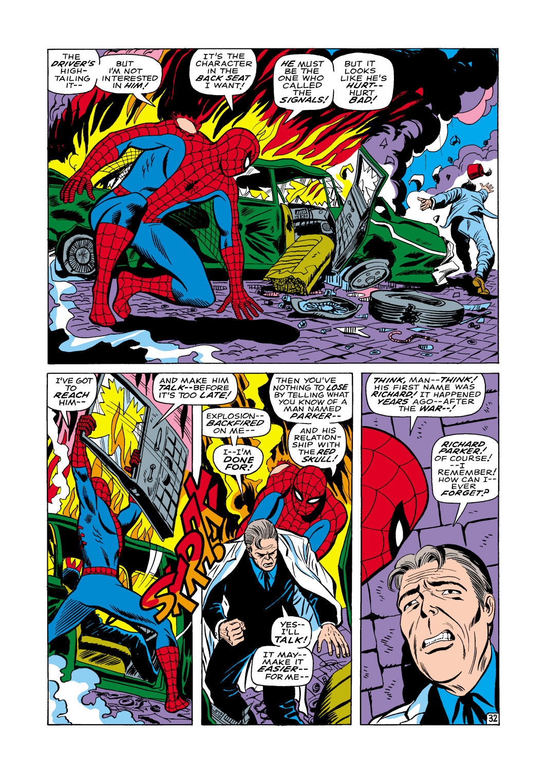 The Amazing Spider-Man (1963) _Annual_5 Page 32