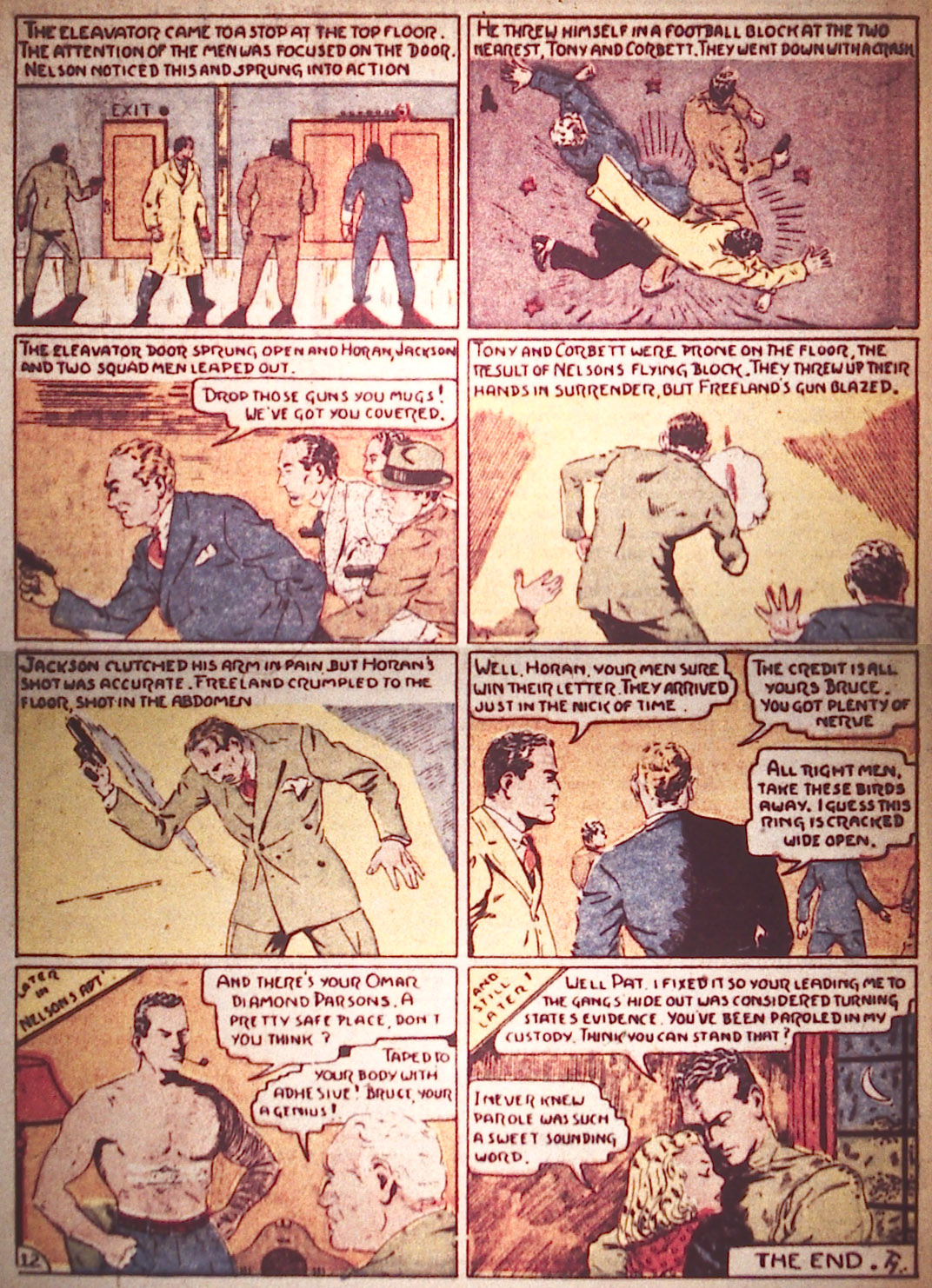 Read online Detective Comics (1937) comic -  Issue #16 - 33