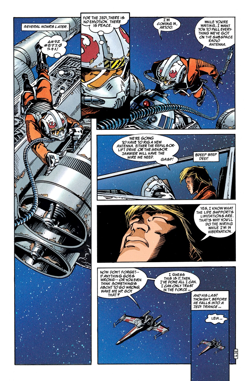Read online Star Wars Legends: The New Republic - Epic Collection comic -  Issue # TPB 4 (Part 1) - 72