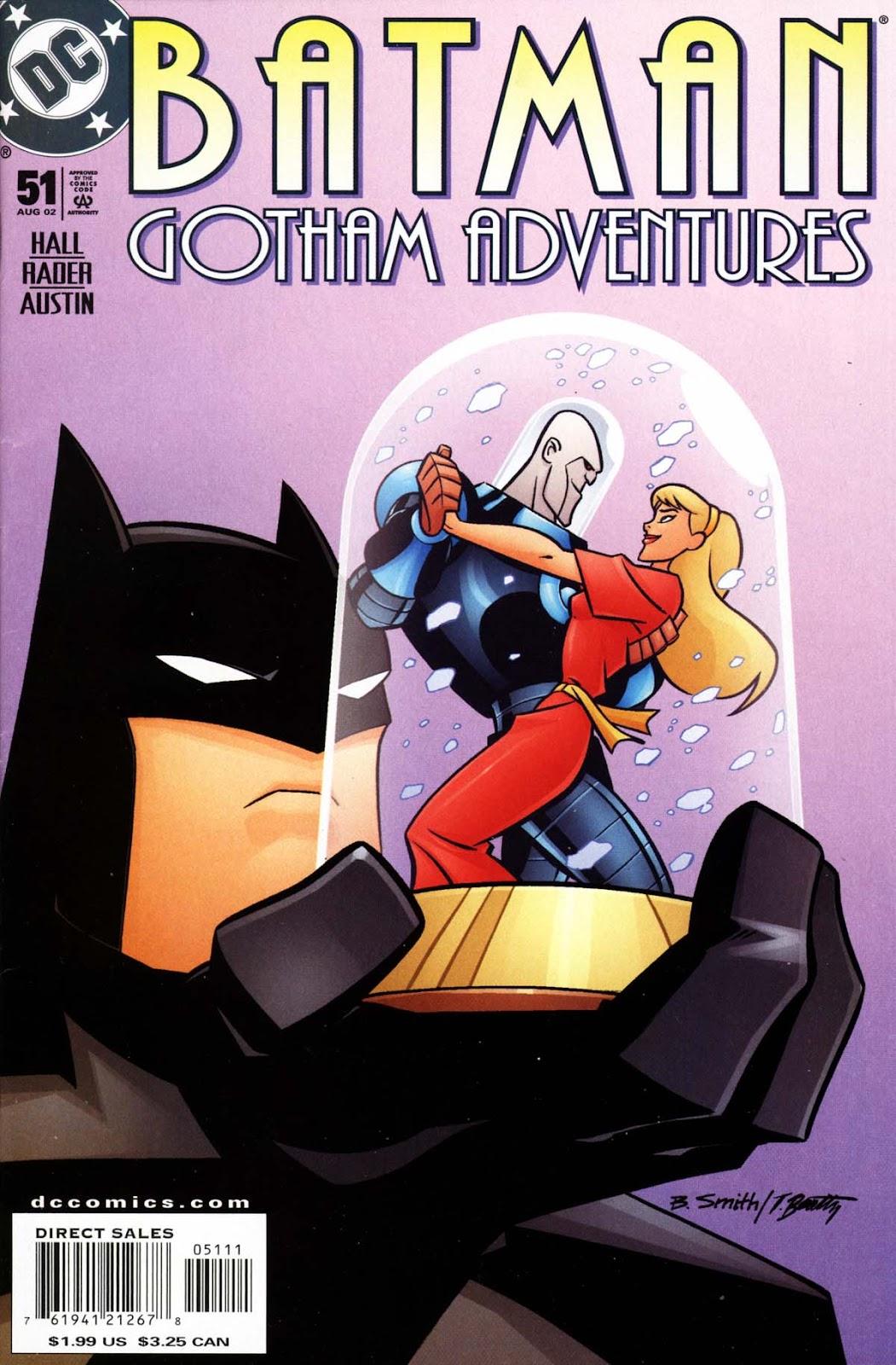 Batman: Gotham Adventures issue 51 - Page 1