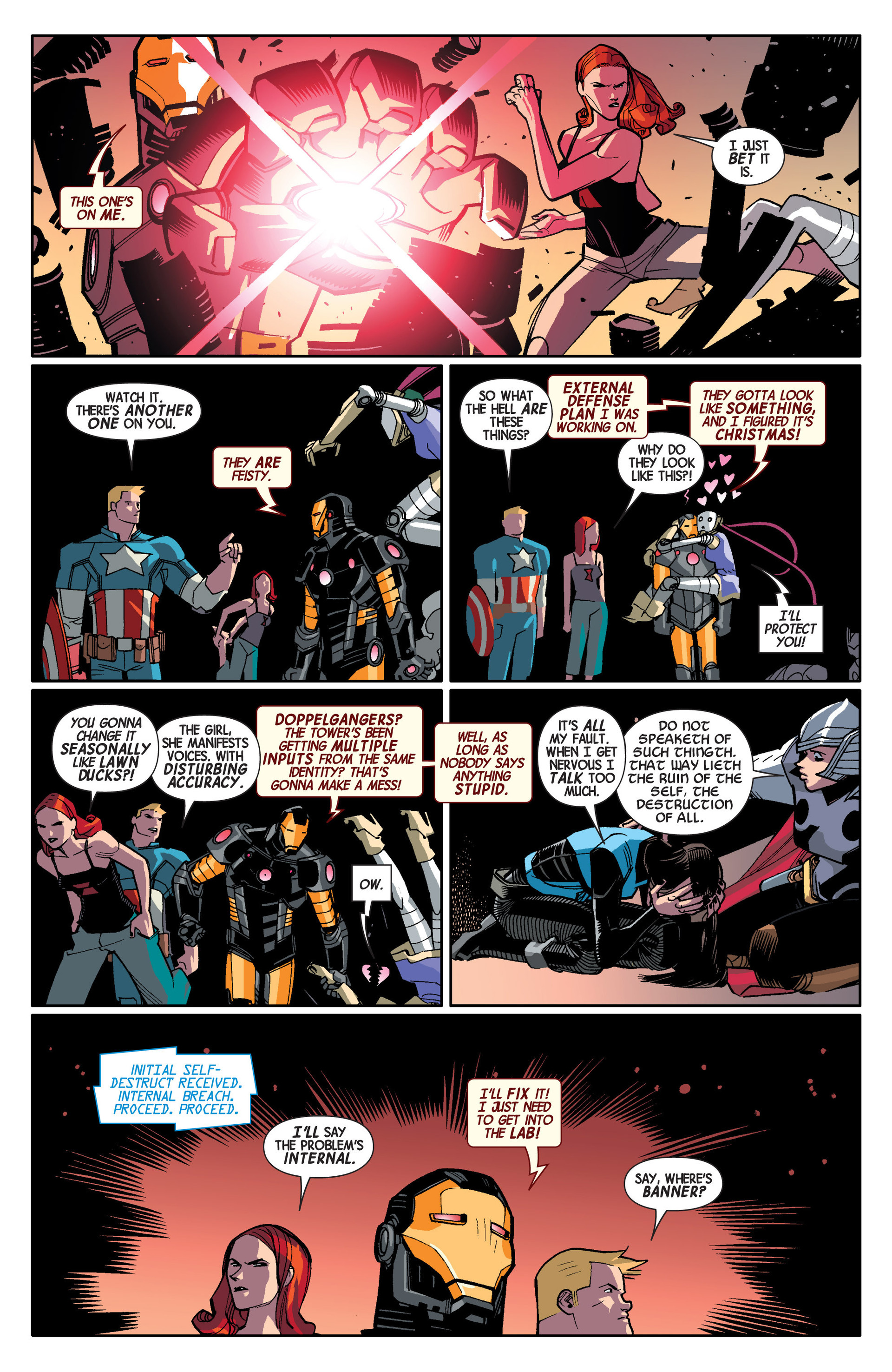 Read online Avengers (2013) comic -  Issue #Avengers (2013) _Annual 1 - 27