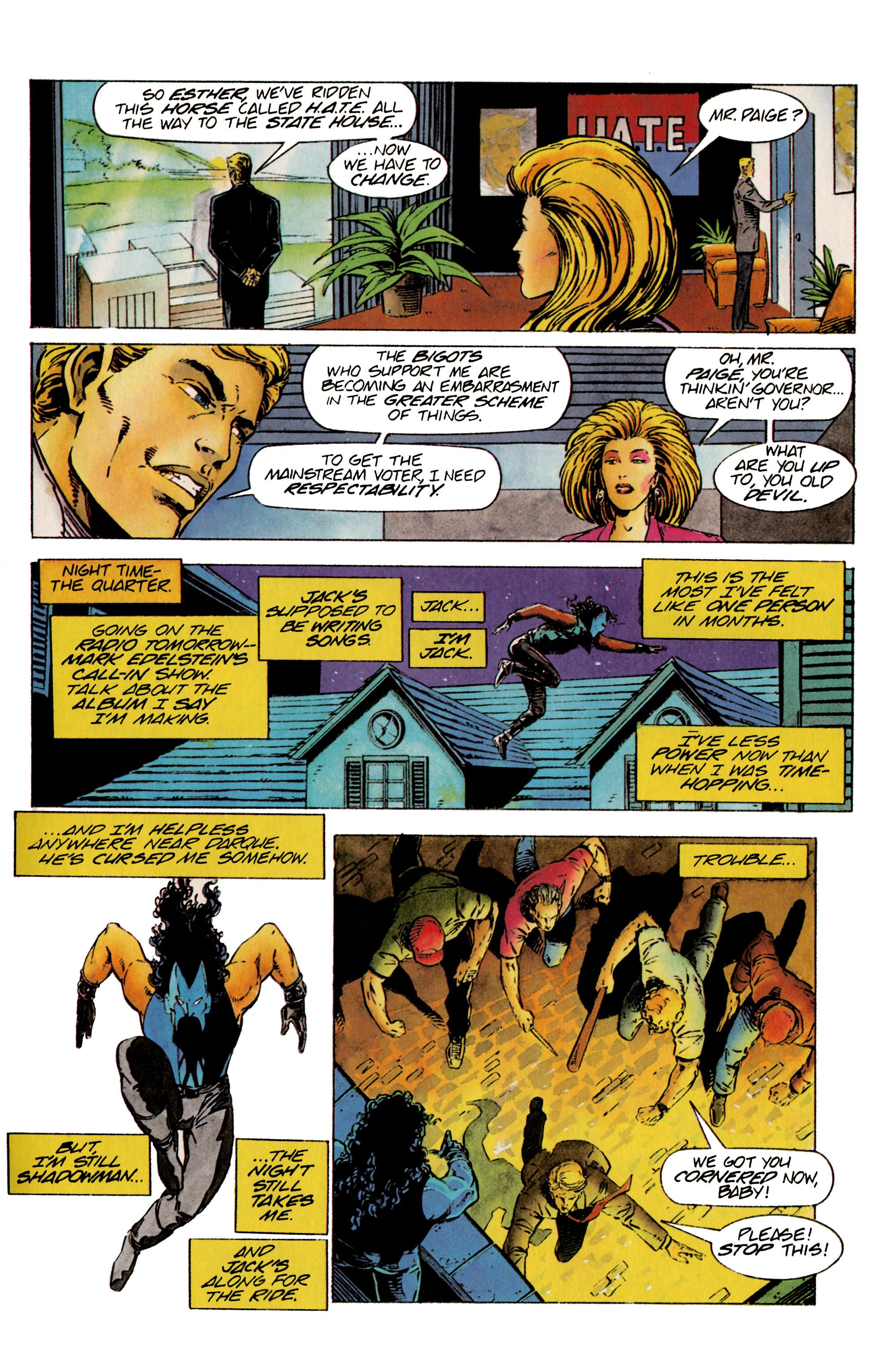 Read online Shadowman (1992) comic -  Issue #24 - 4