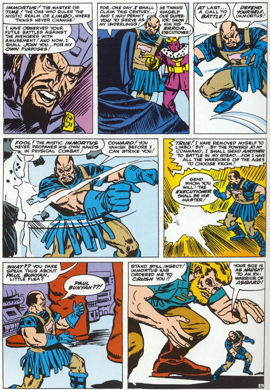 The Avengers (1963) 10 Page 4