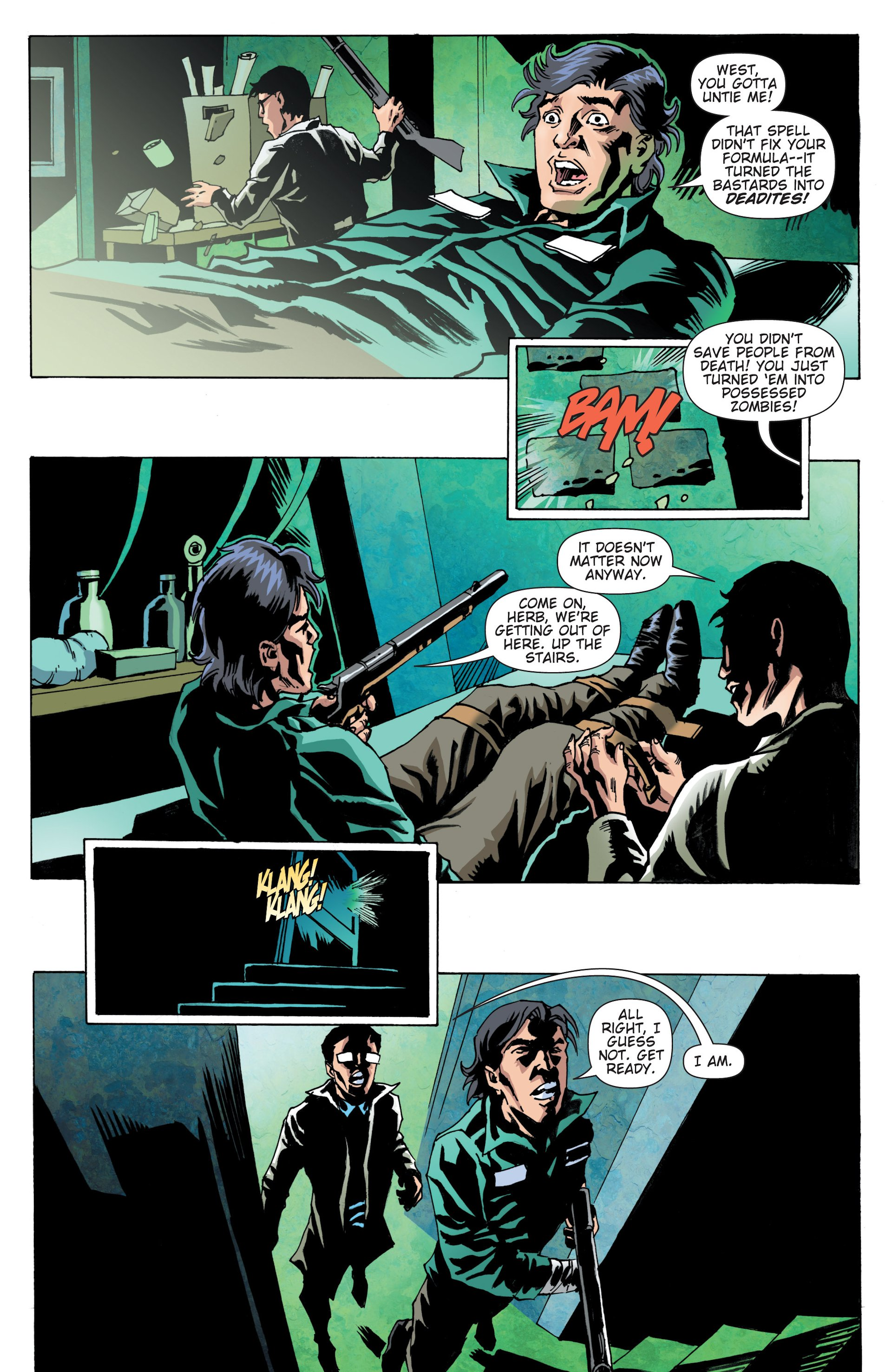 Read online Army of Darkness/Reanimator comic -  Issue #Army of Darkness/Reanimator Full - 27