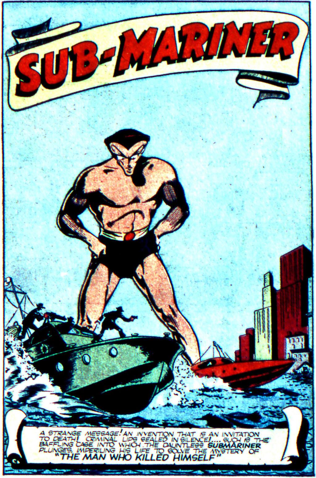 Read online All-Winners Comics comic -  Issue #15 - 3