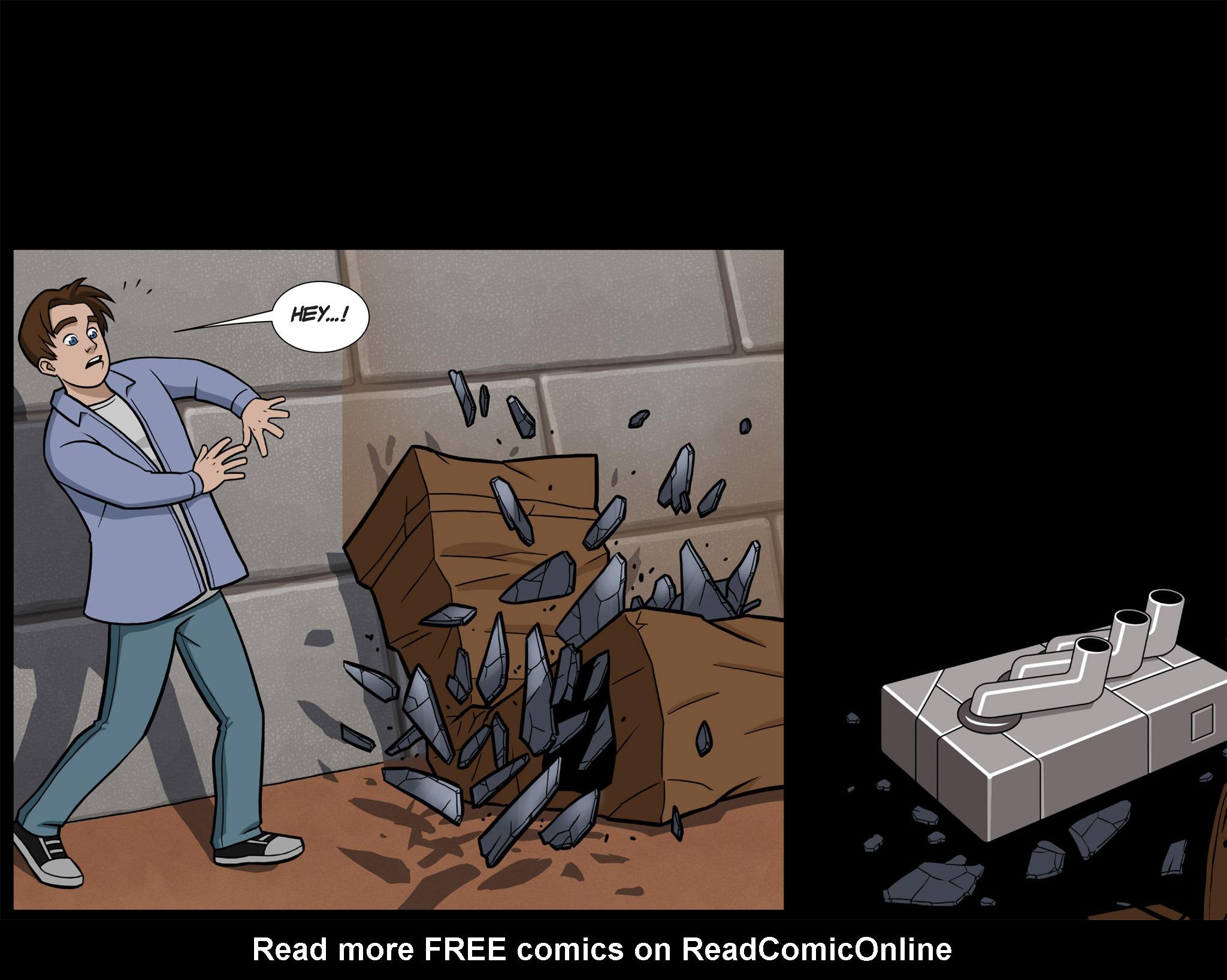 Read online Ultimate Spider-Man (Infinite Comics) (2015) comic -  Issue #7 - 24