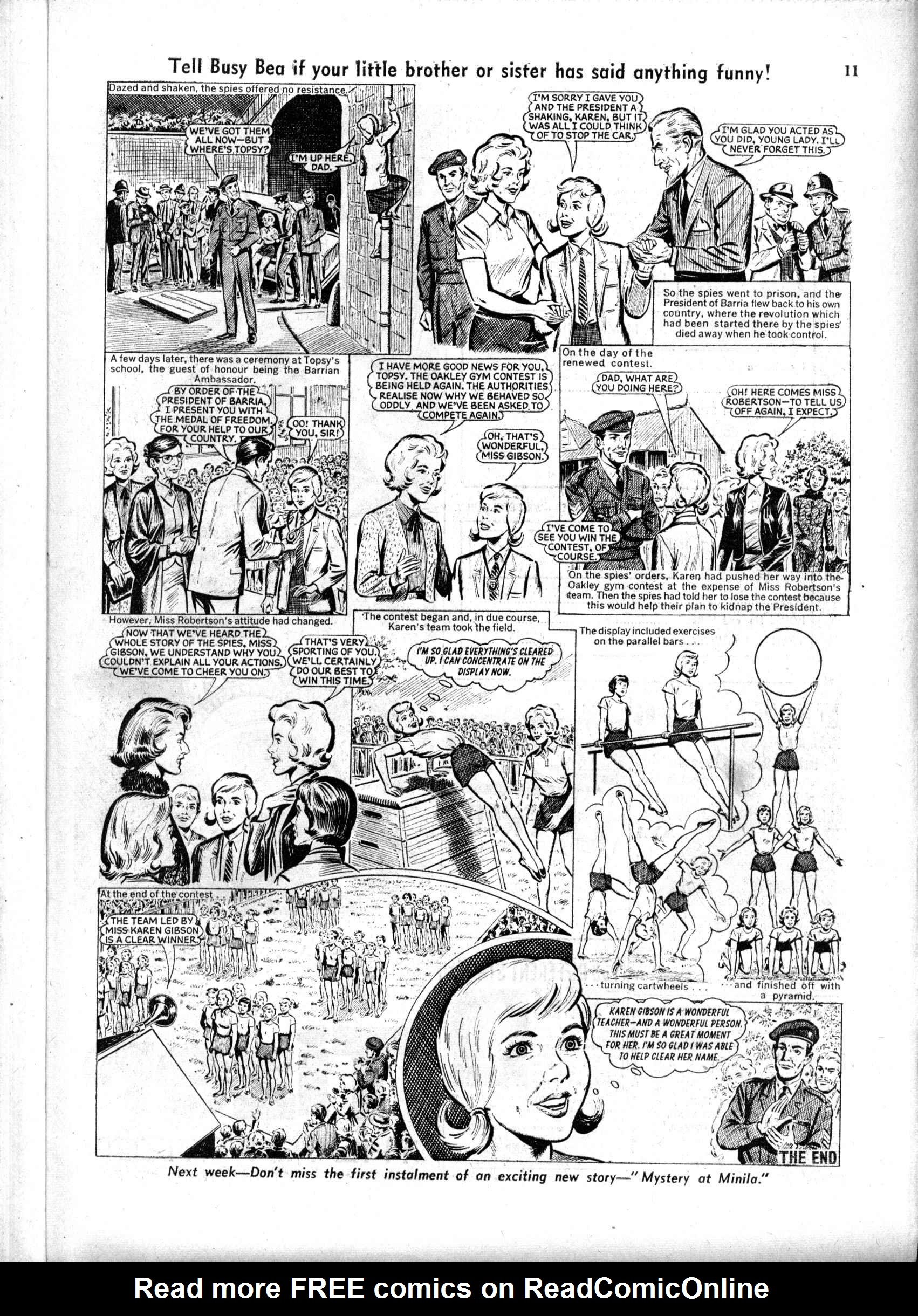 Read online Judy comic -  Issue #169 - 11