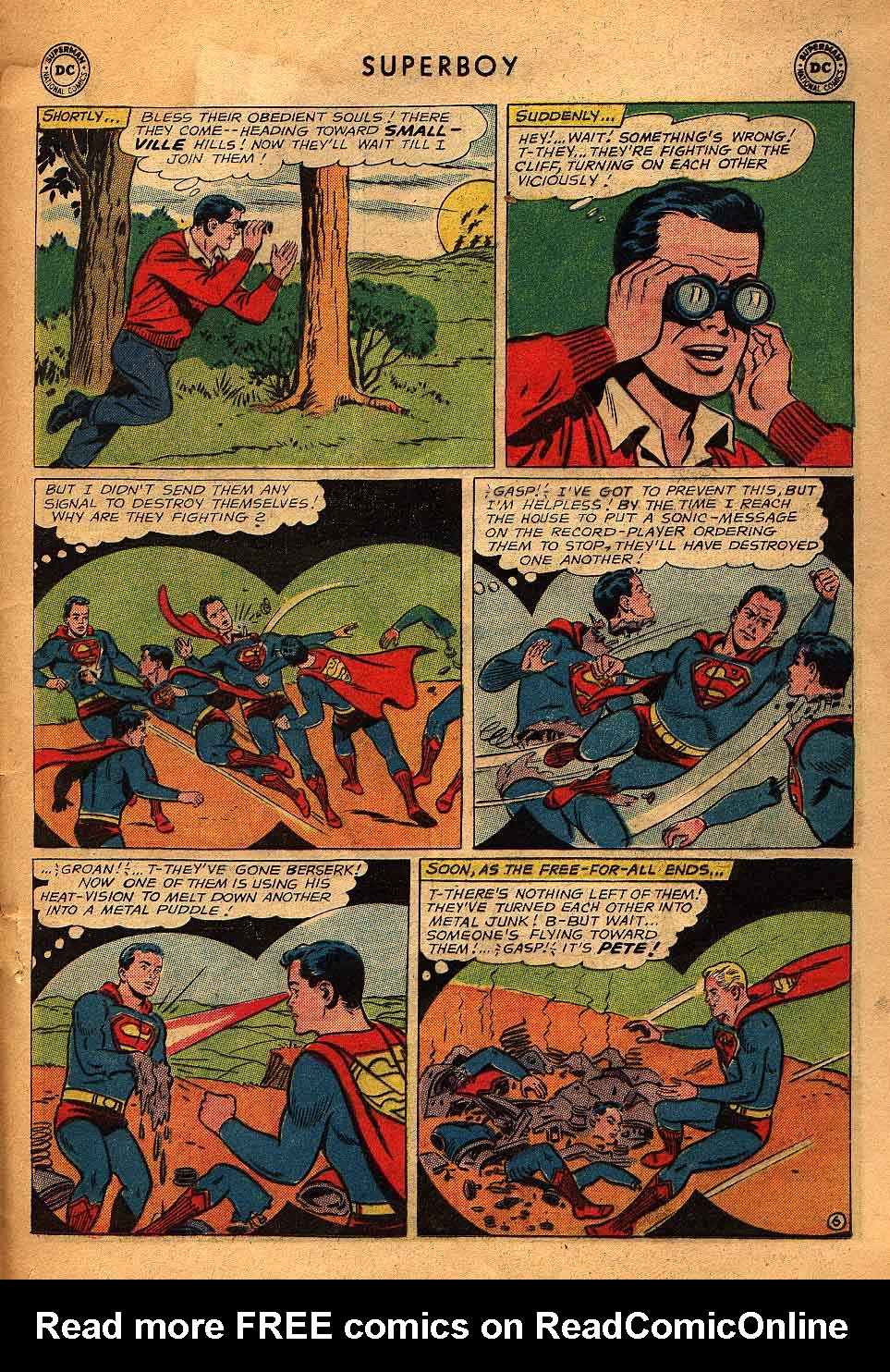 Superboy (1949) issue 96 - Page 20