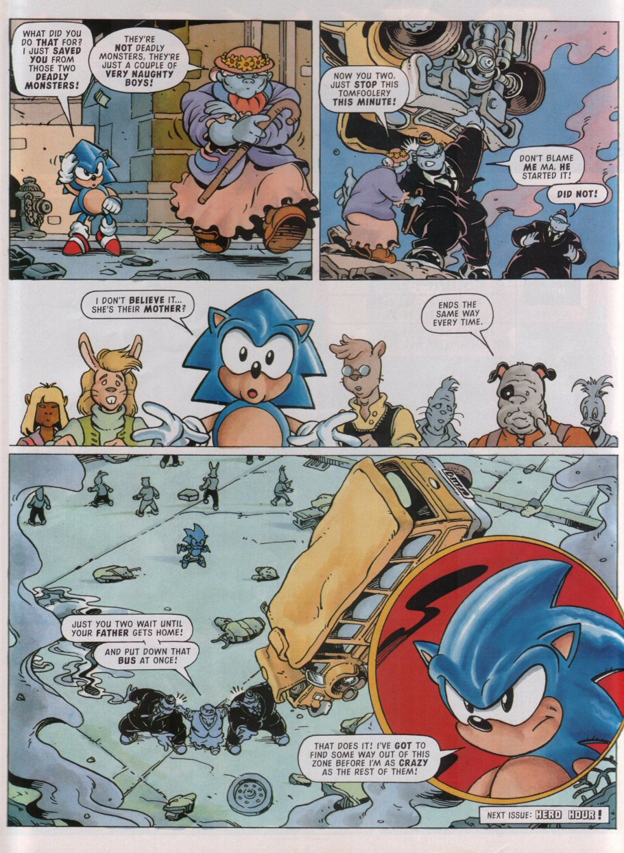 Read online Sonic the Comic comic -  Issue #95 - 9