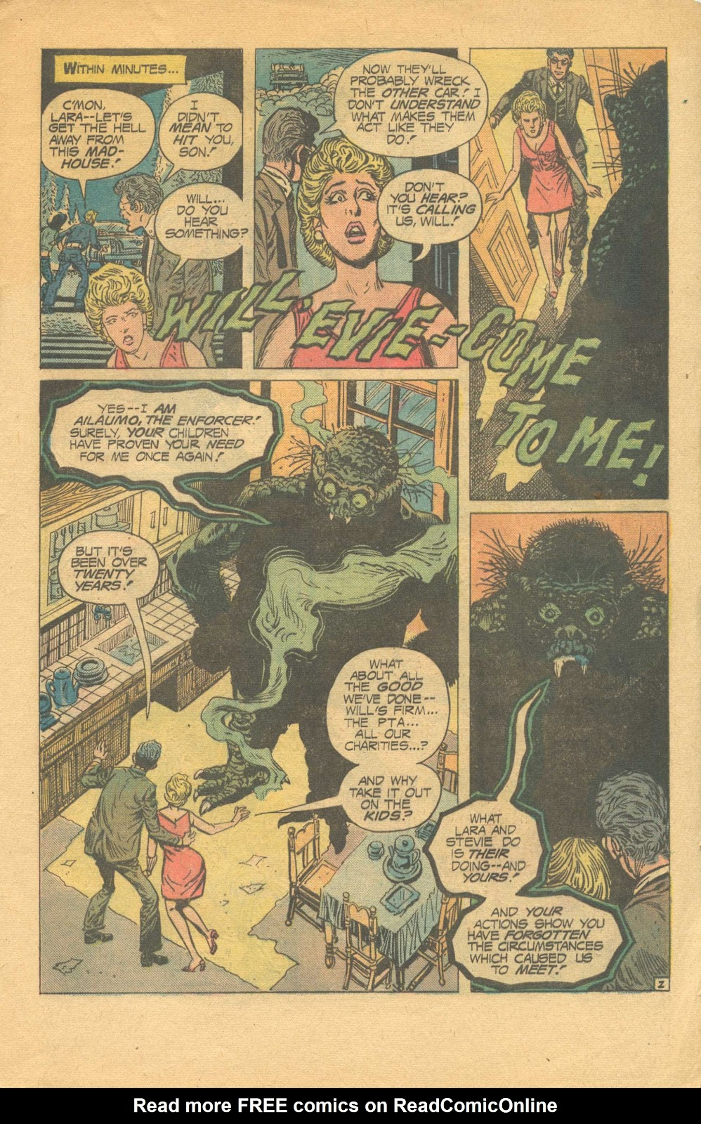 Weird Mystery Tales issue 20 - Page 4