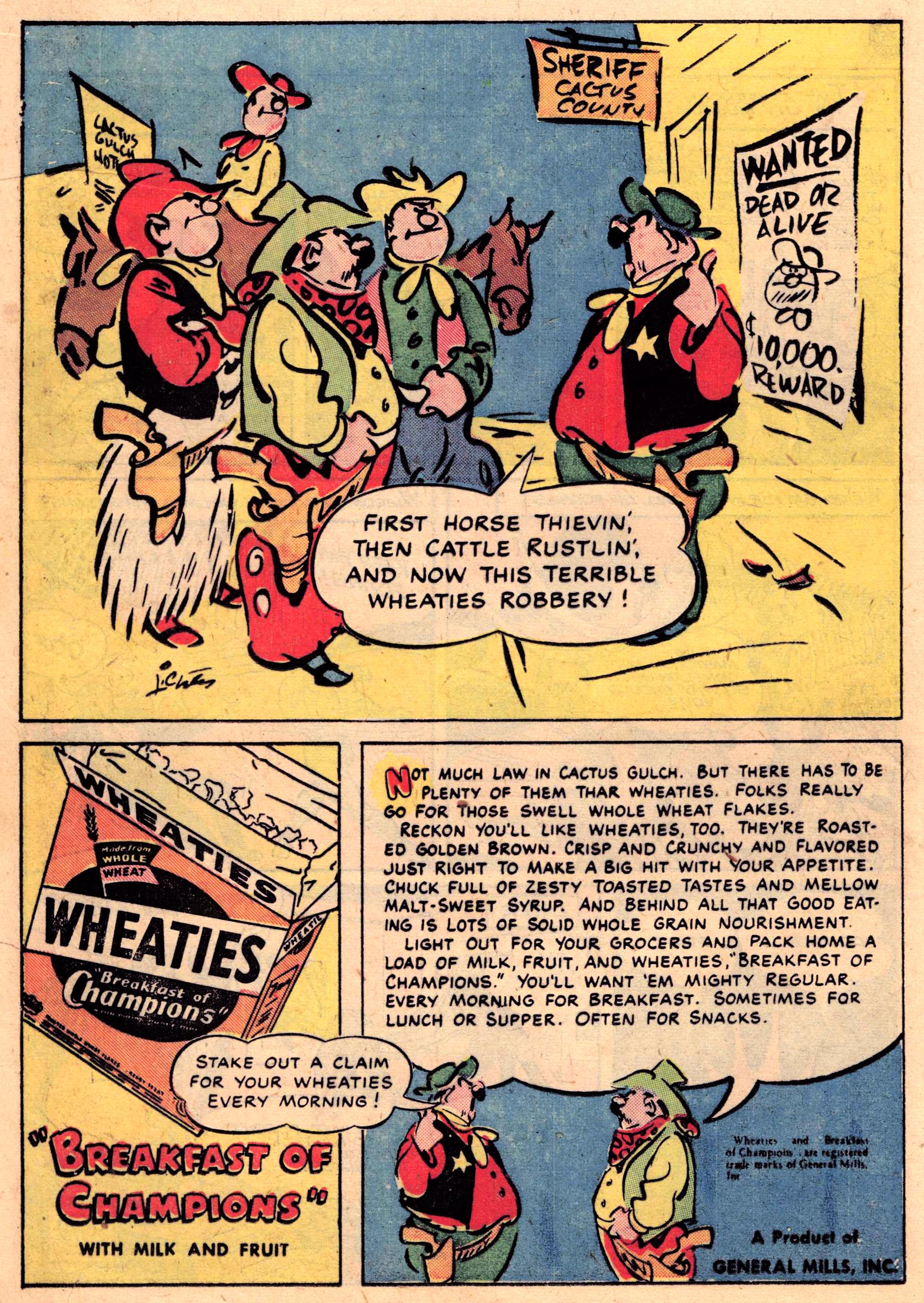 Read online Detective Comics (1937) comic -  Issue #95 - 16