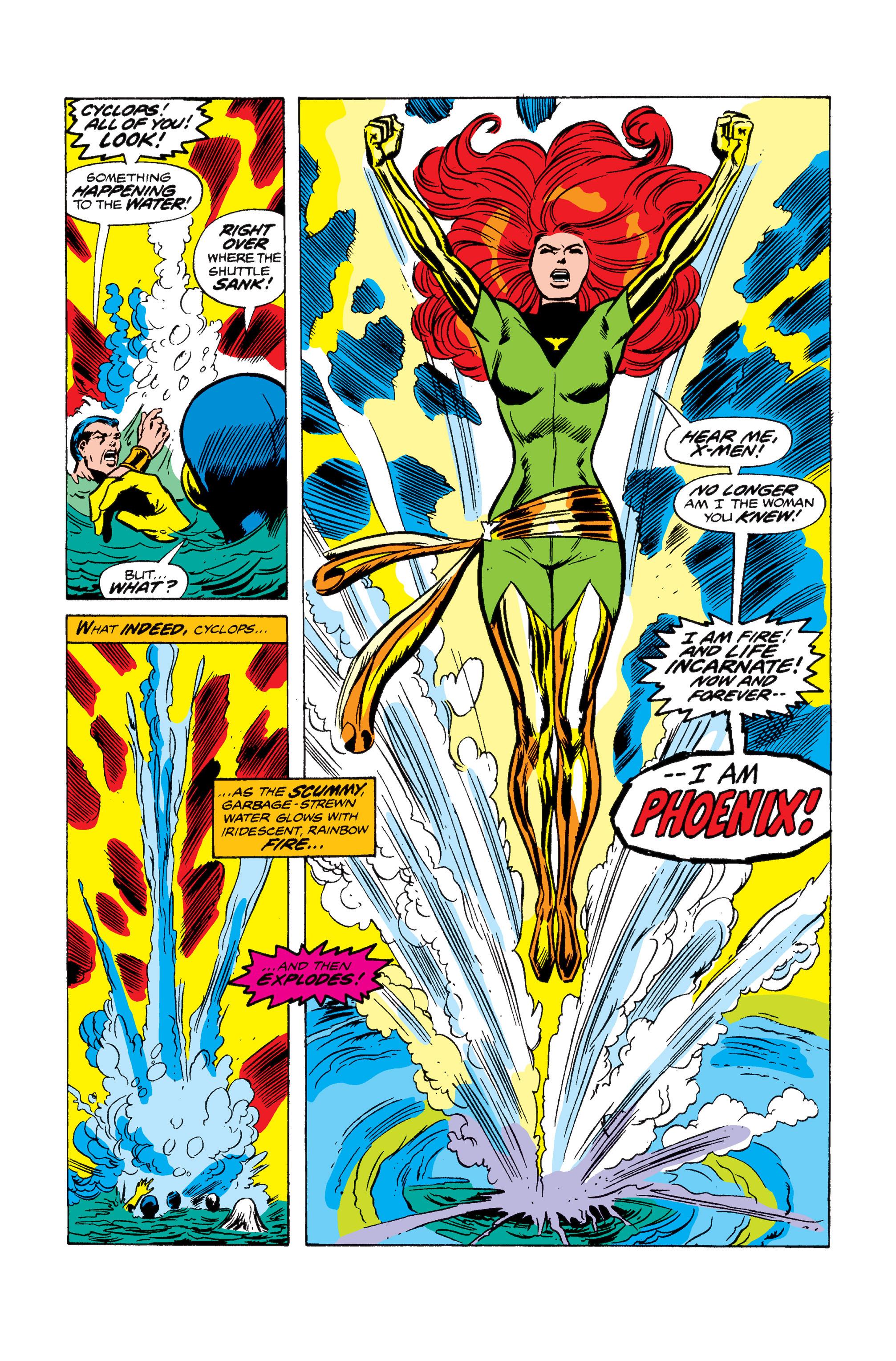Uncanny X-Men (1963) 101 Page 4
