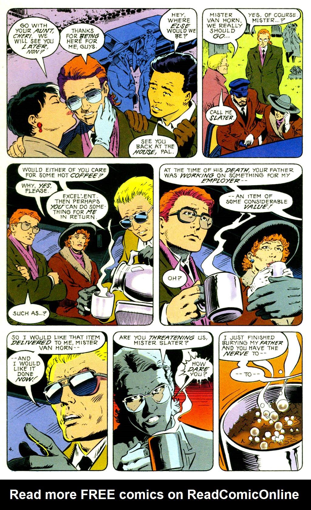 Read online Gunfire comic -  Issue #1 - 6
