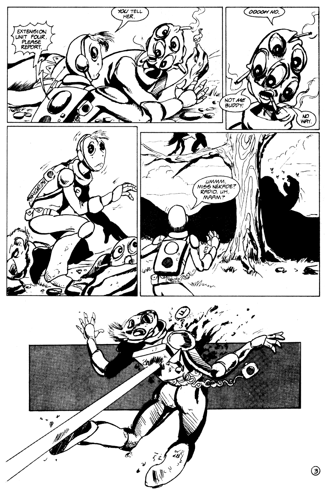 Shattered Earth issue 1 - Page 20