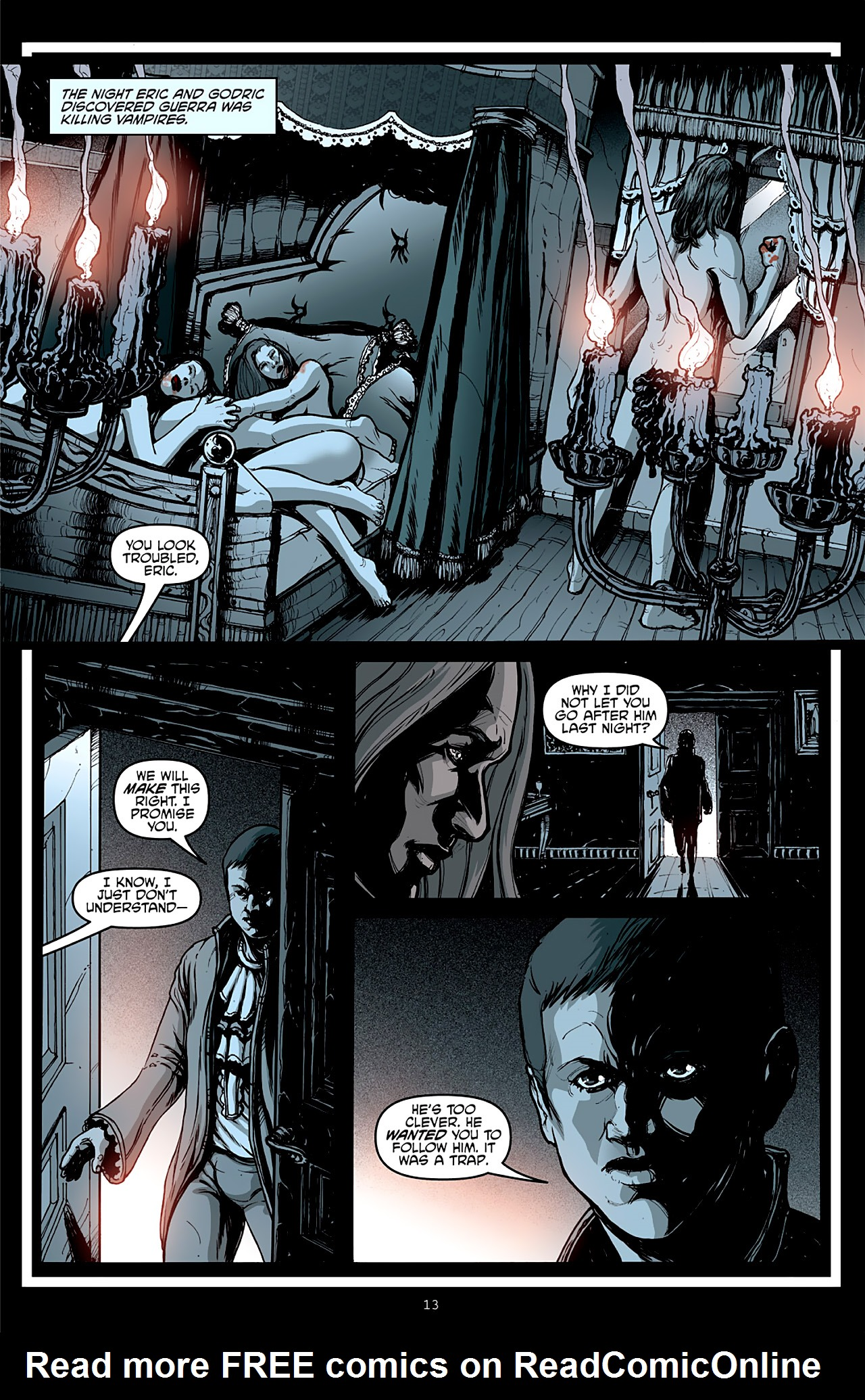 Read online True Blood: French Quarter comic -  Issue #4 - 18