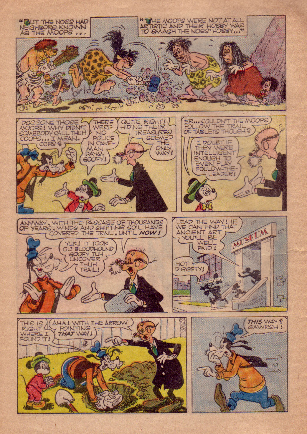 Walt Disney's Comics and Stories issue 242 - Page 28