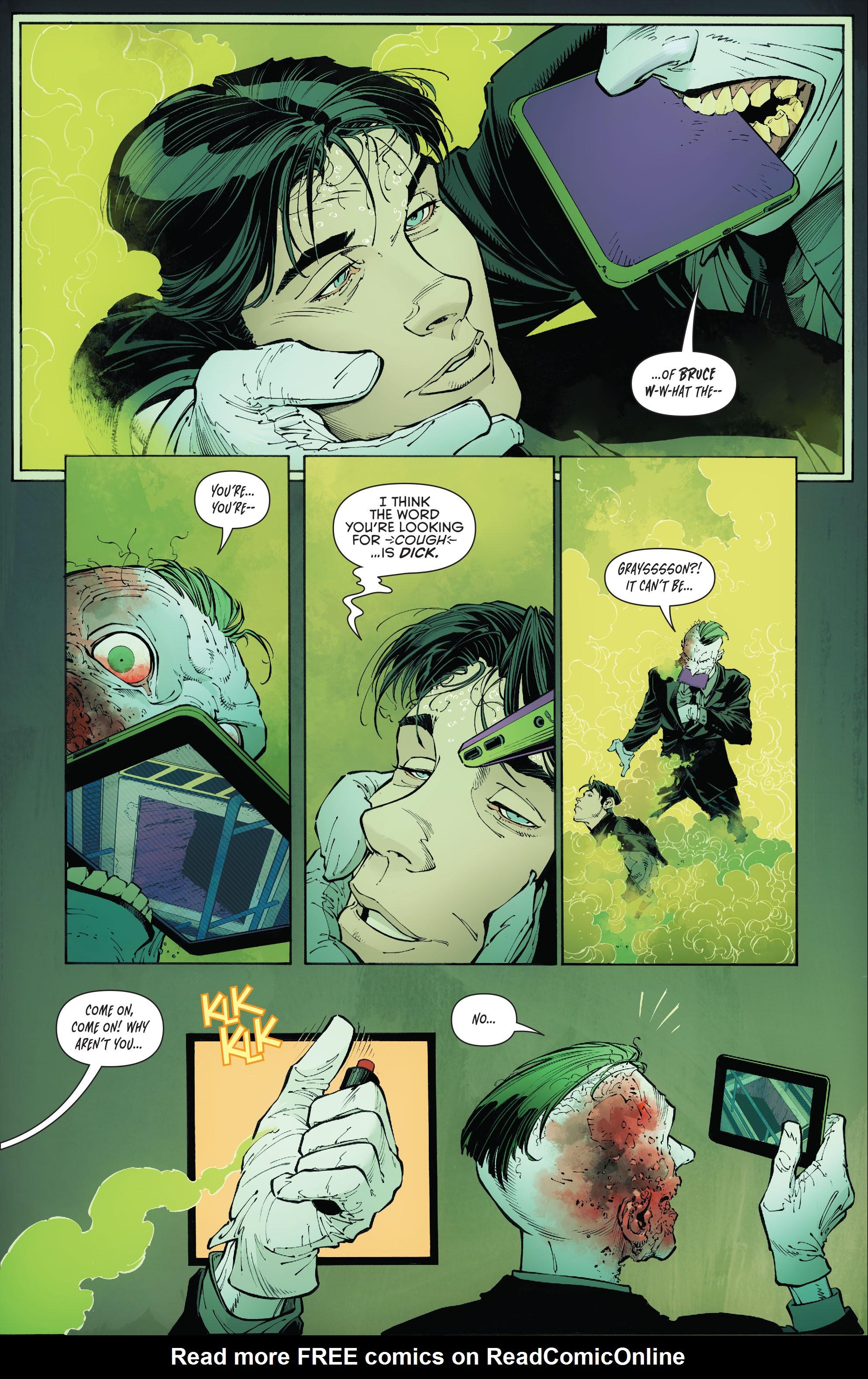 Read online Batman (2011) comic -  Issue # _TPB 7 - 131