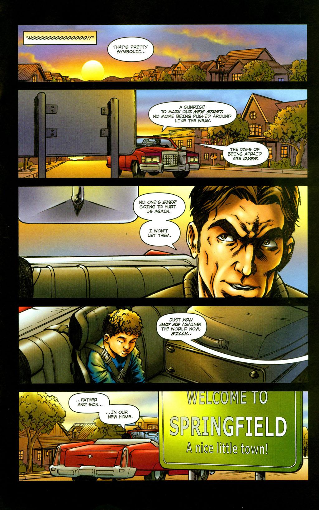 Read online Snake Eyes: Declassified comic -  Issue #5 - 15