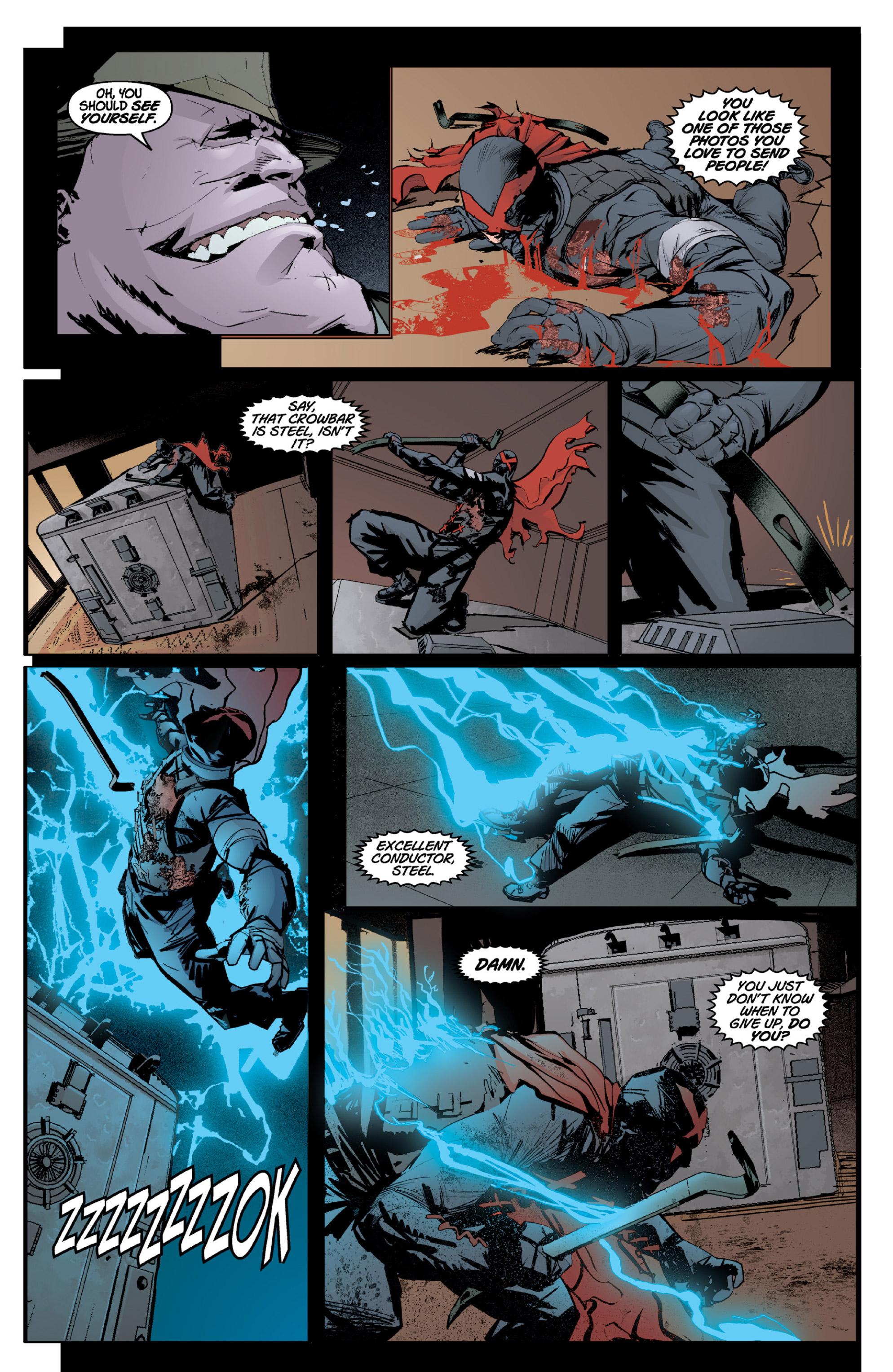Read online X: Big Bad comic -  Issue # Full - 28
